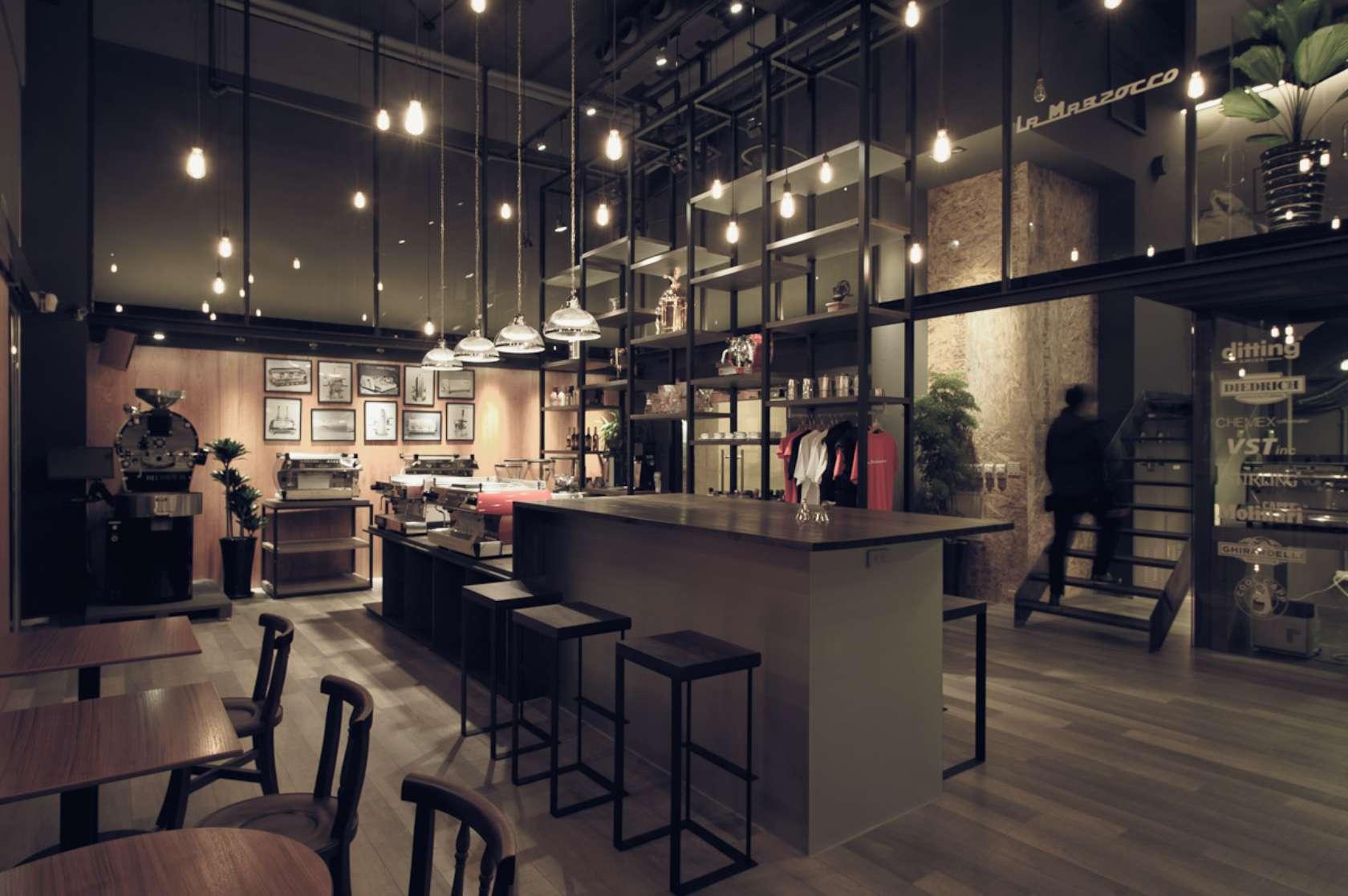 la marzocco flagship store taipei architizer