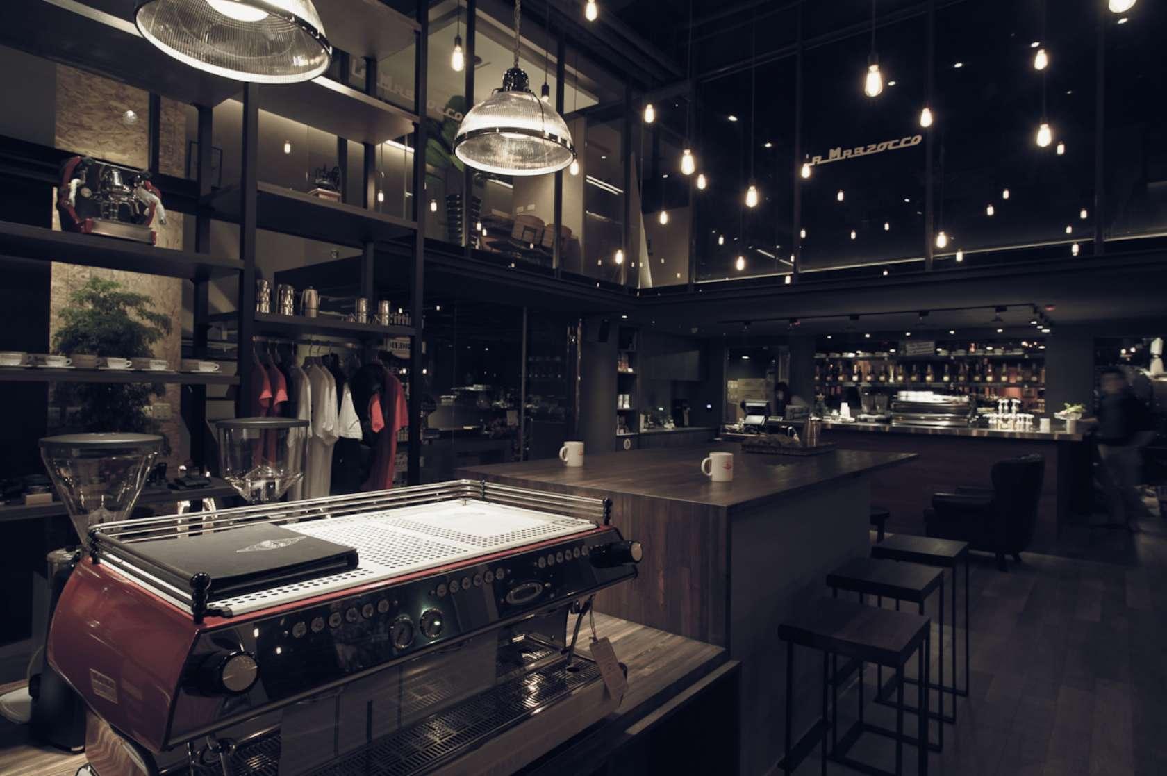 la marzocco flagship store taipei architizer. Black Bedroom Furniture Sets. Home Design Ideas