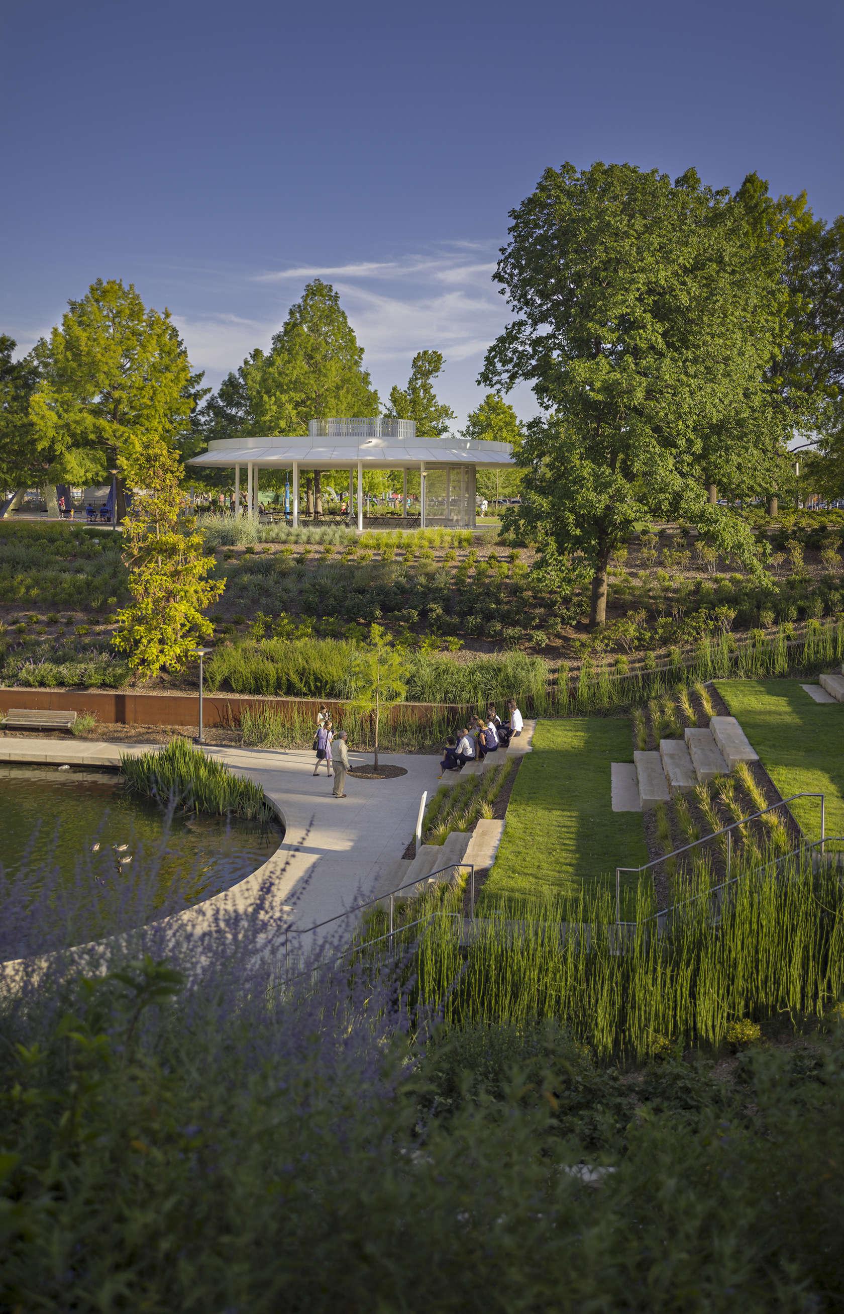 Myriad Botanical Gardens Architizer