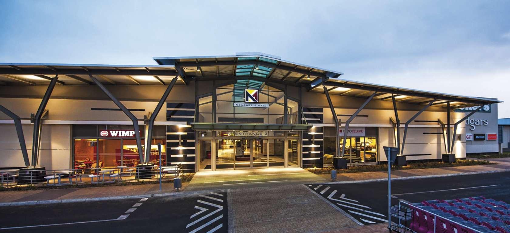 Newcastle Mall Architizer