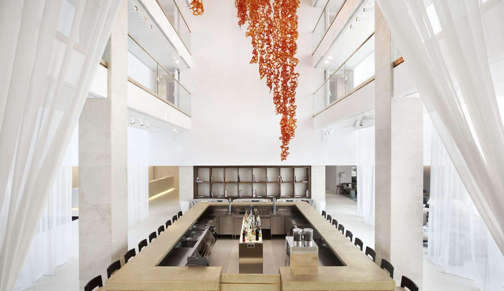 matteo thun partners architizer. Black Bedroom Furniture Sets. Home Design Ideas