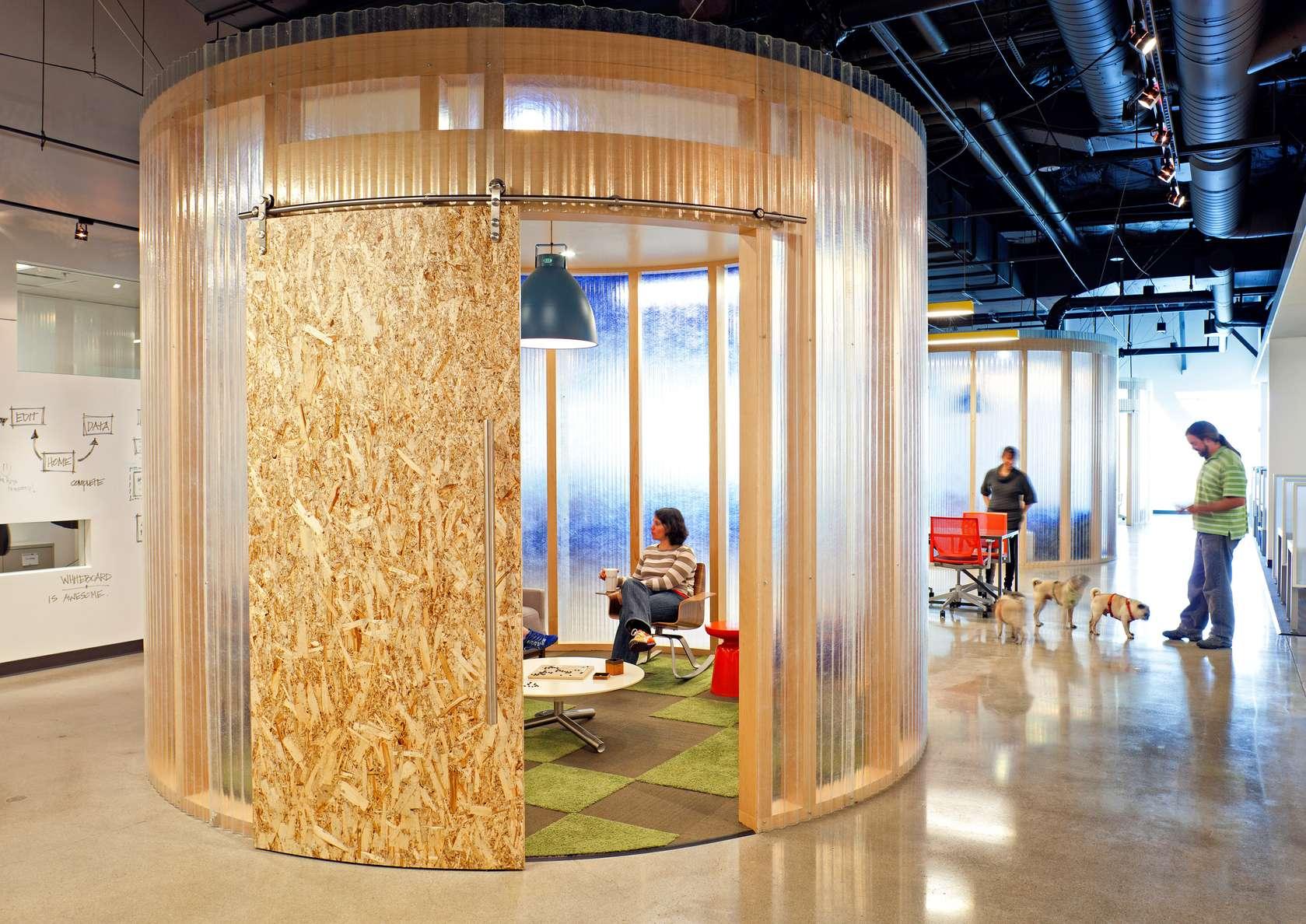 inside google beats soundcloud and 5 more tech hqs architizer atlassian offices studio sarah willmer
