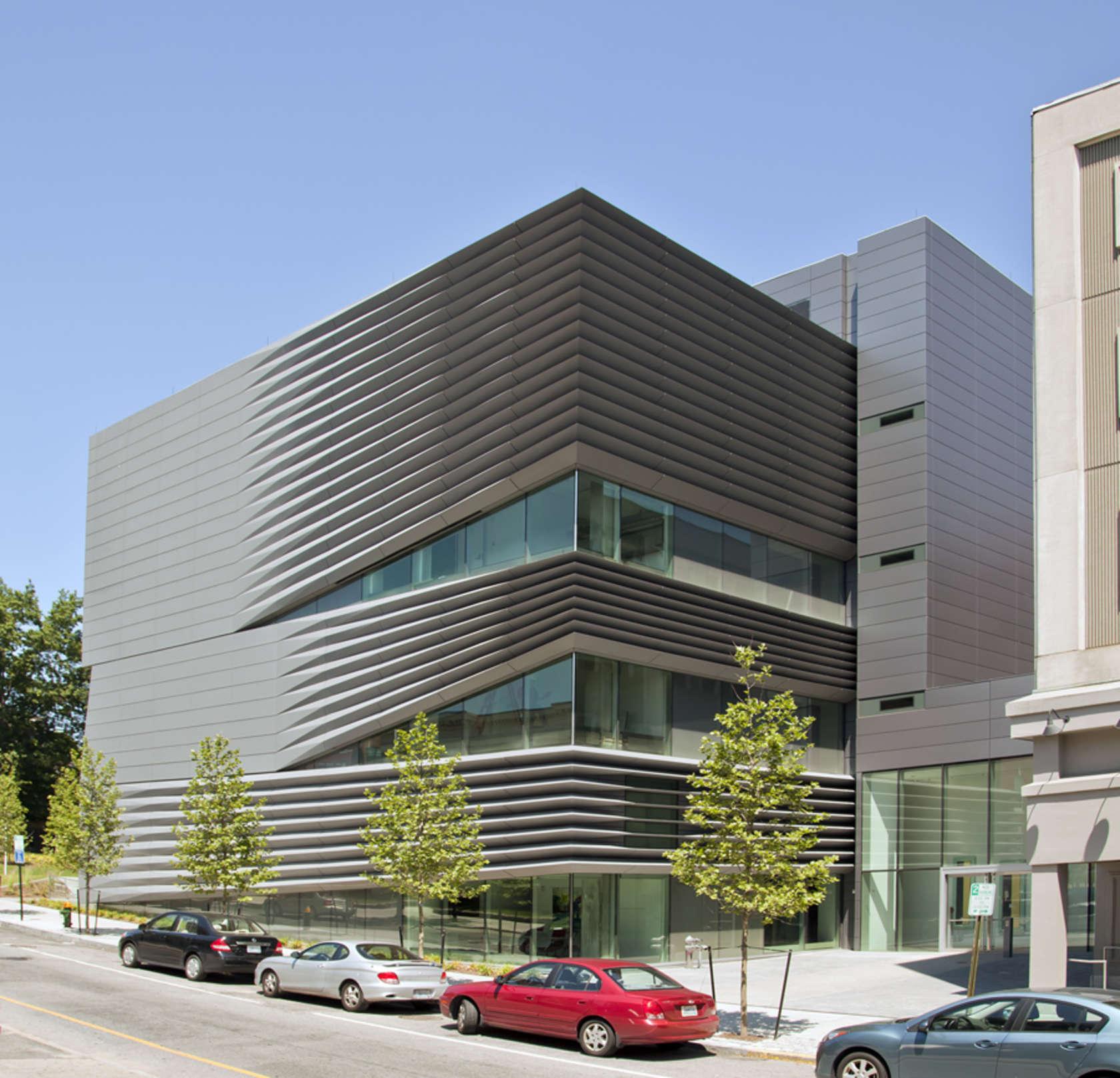 Vmz composite material architizer for Architecture zinc