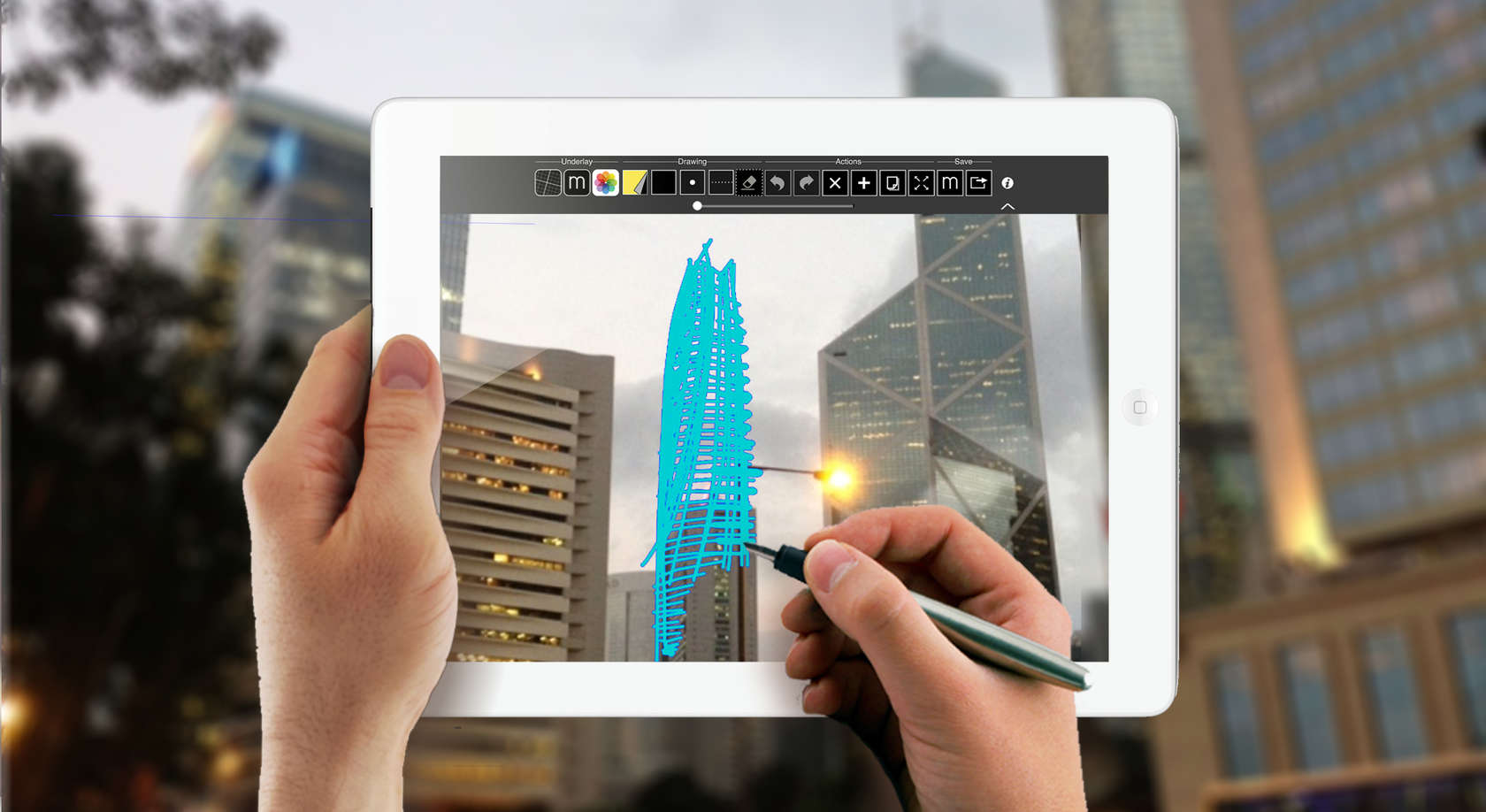 Architect s app of the week turn your ipad into a digital - Application architecture ipad ...