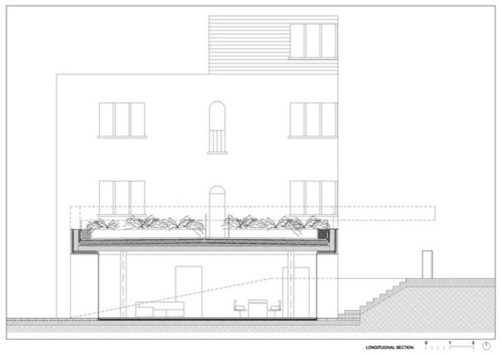 Villa t extension architizer for Greentown villas 1 extension