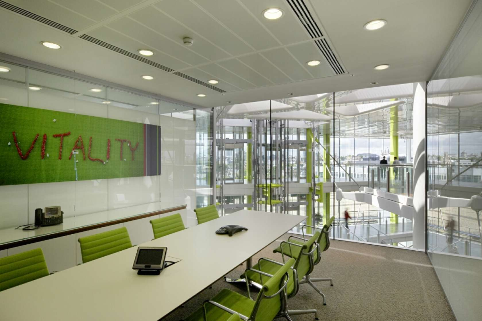 Unilever headquarters architizer for Trendy office design
