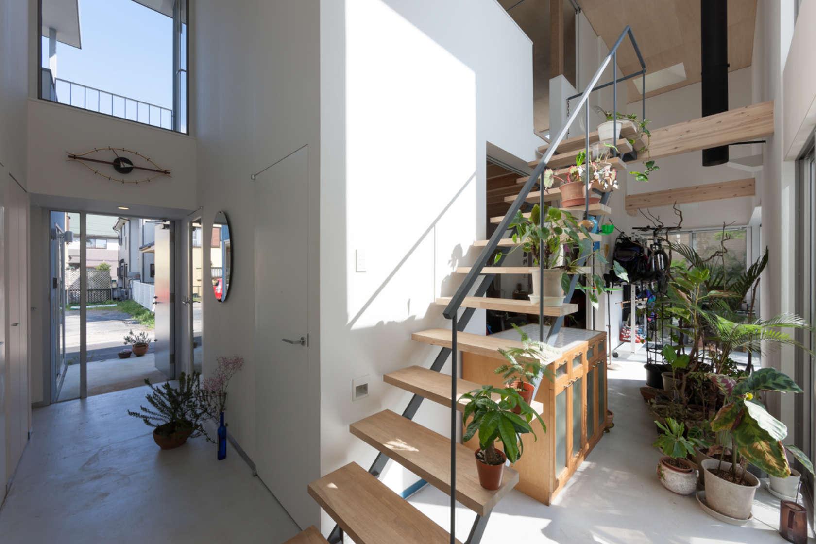 Sugawa lab architects architizer for Lab architects