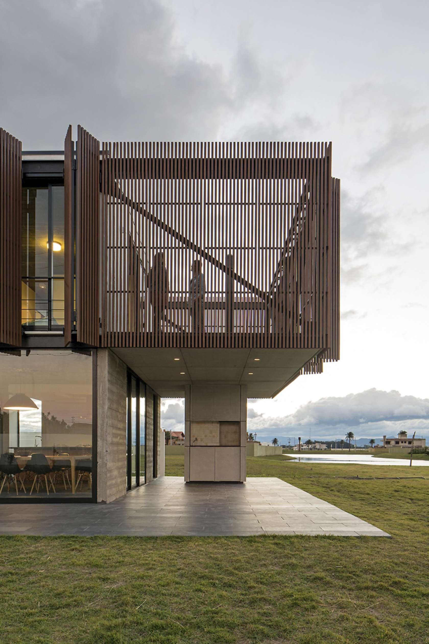 Xan House Architizer