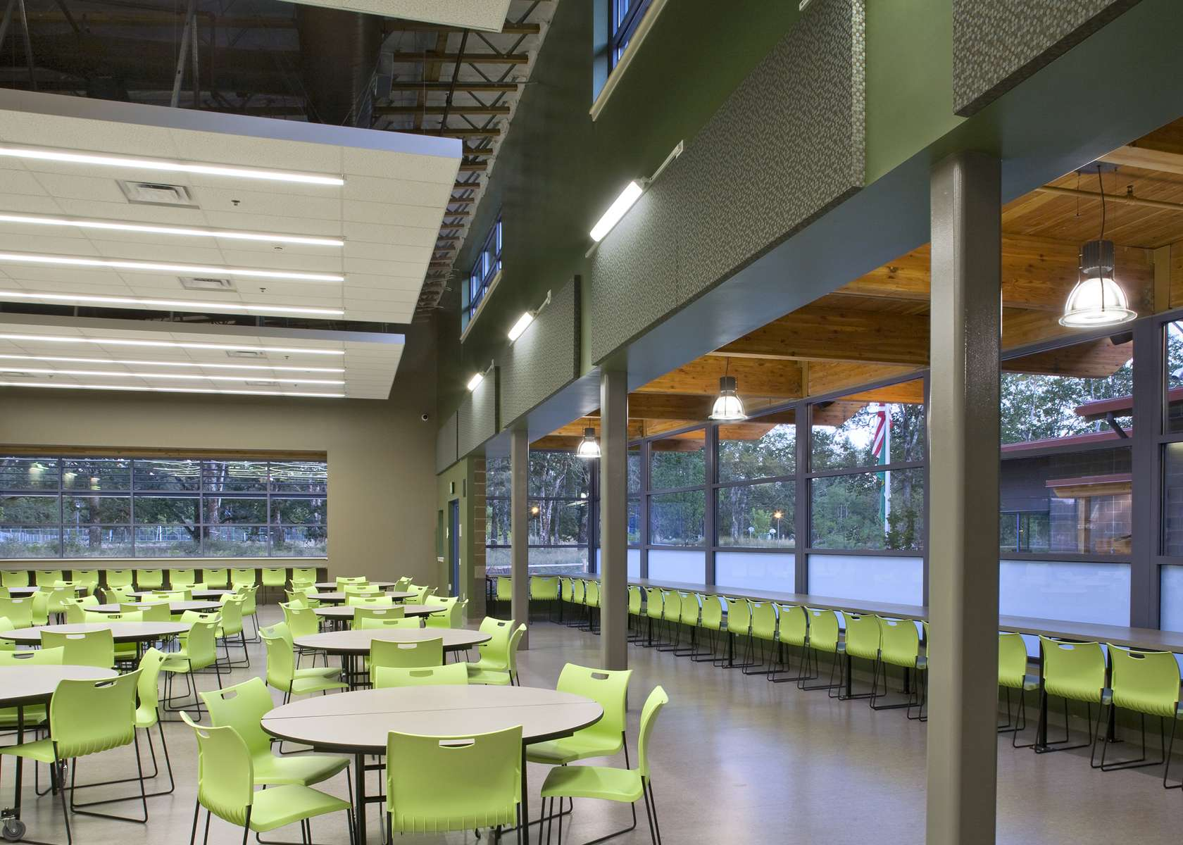 Pioneer Middle School Architizer