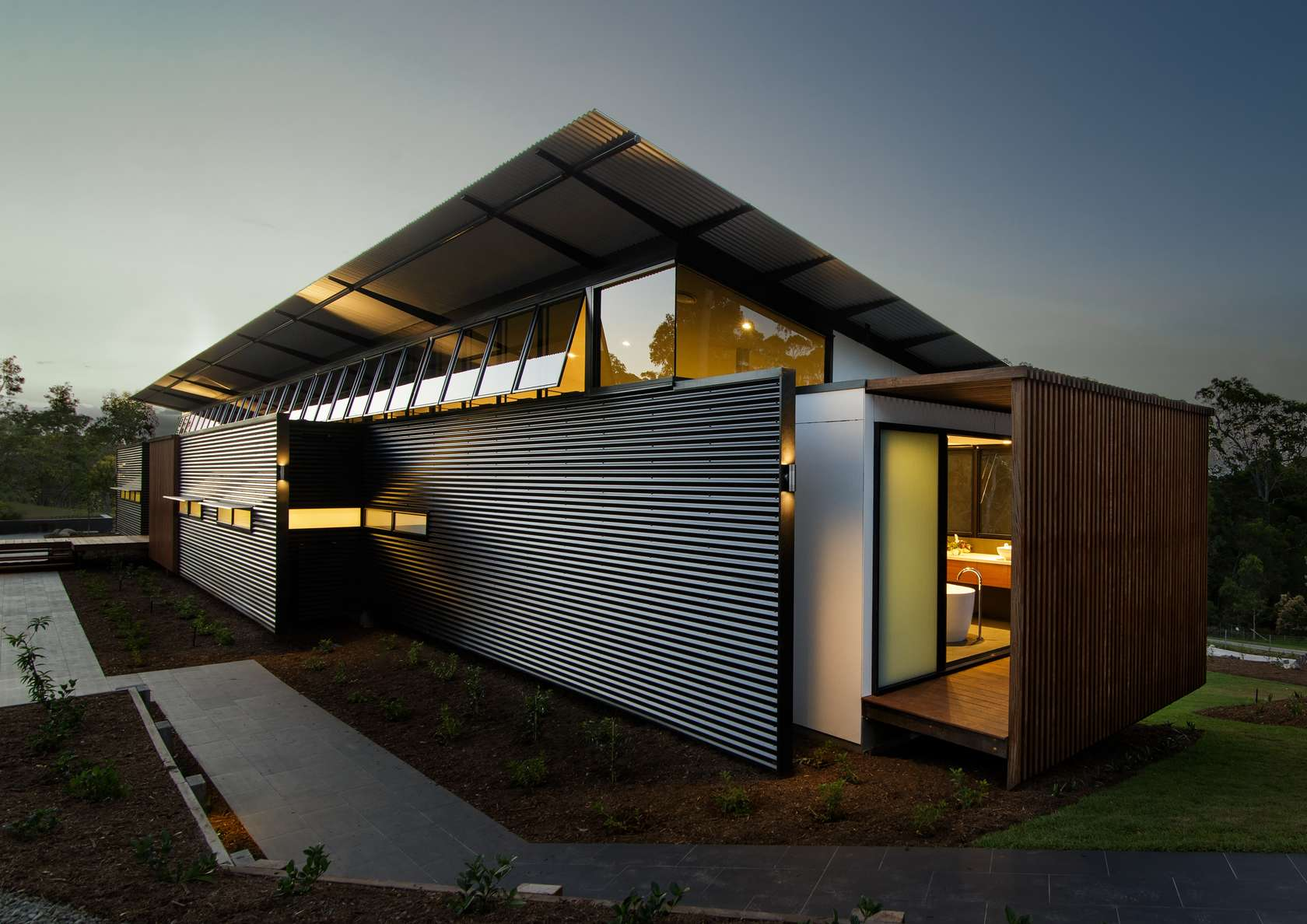 Australia S Finest 7 Timber Clad Bungalows Along The