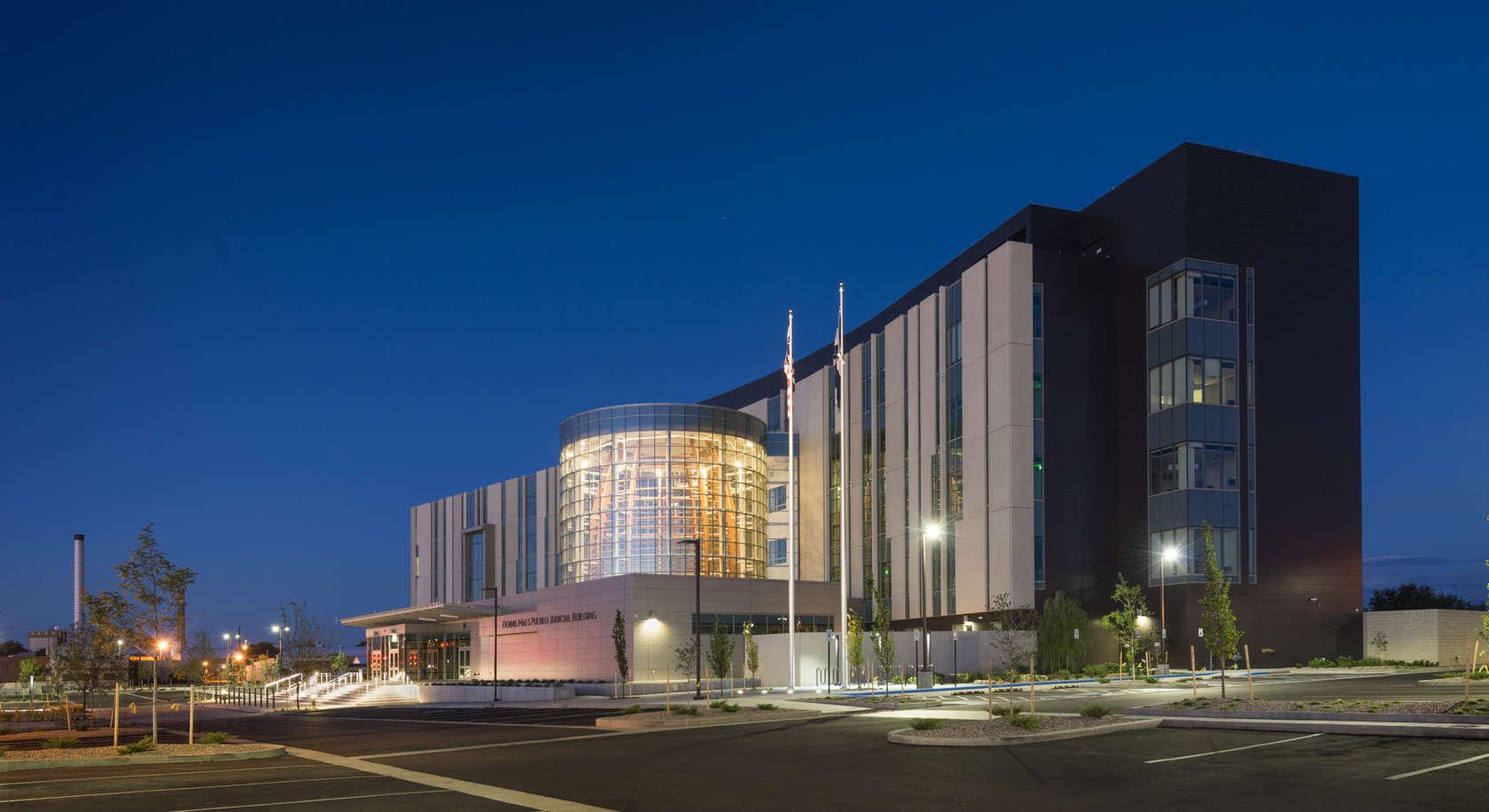 DLR Group - Architizer Beauregard High School