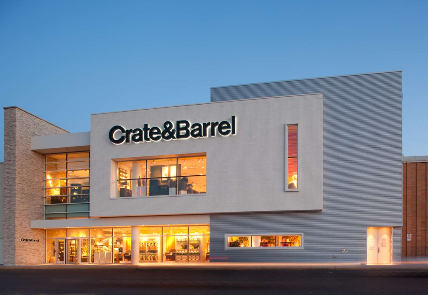 Crate barrel architizer for Crate and barrel arch
