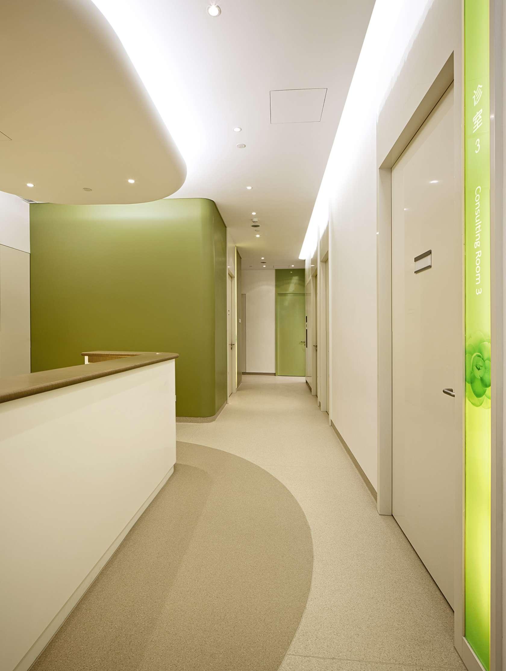 Hospital Room Interior Design