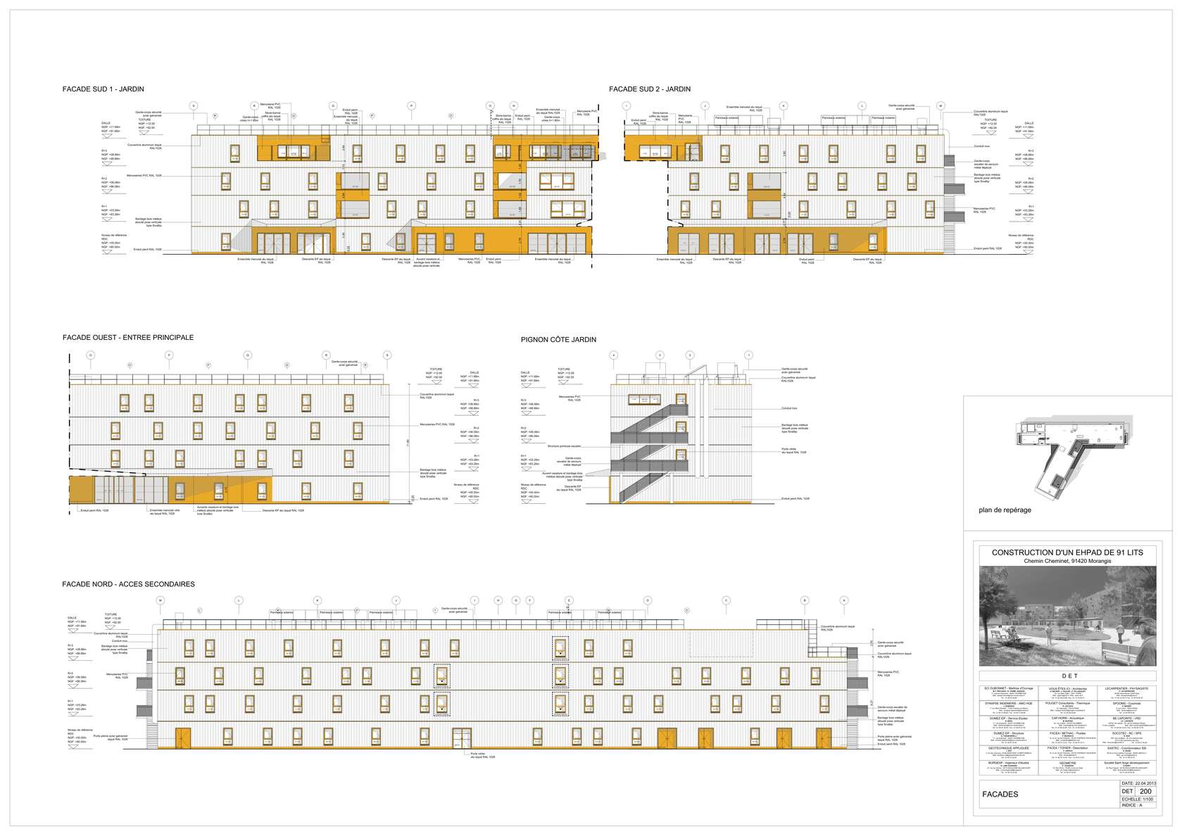 Retirement Home Plan Scheme Design And Style