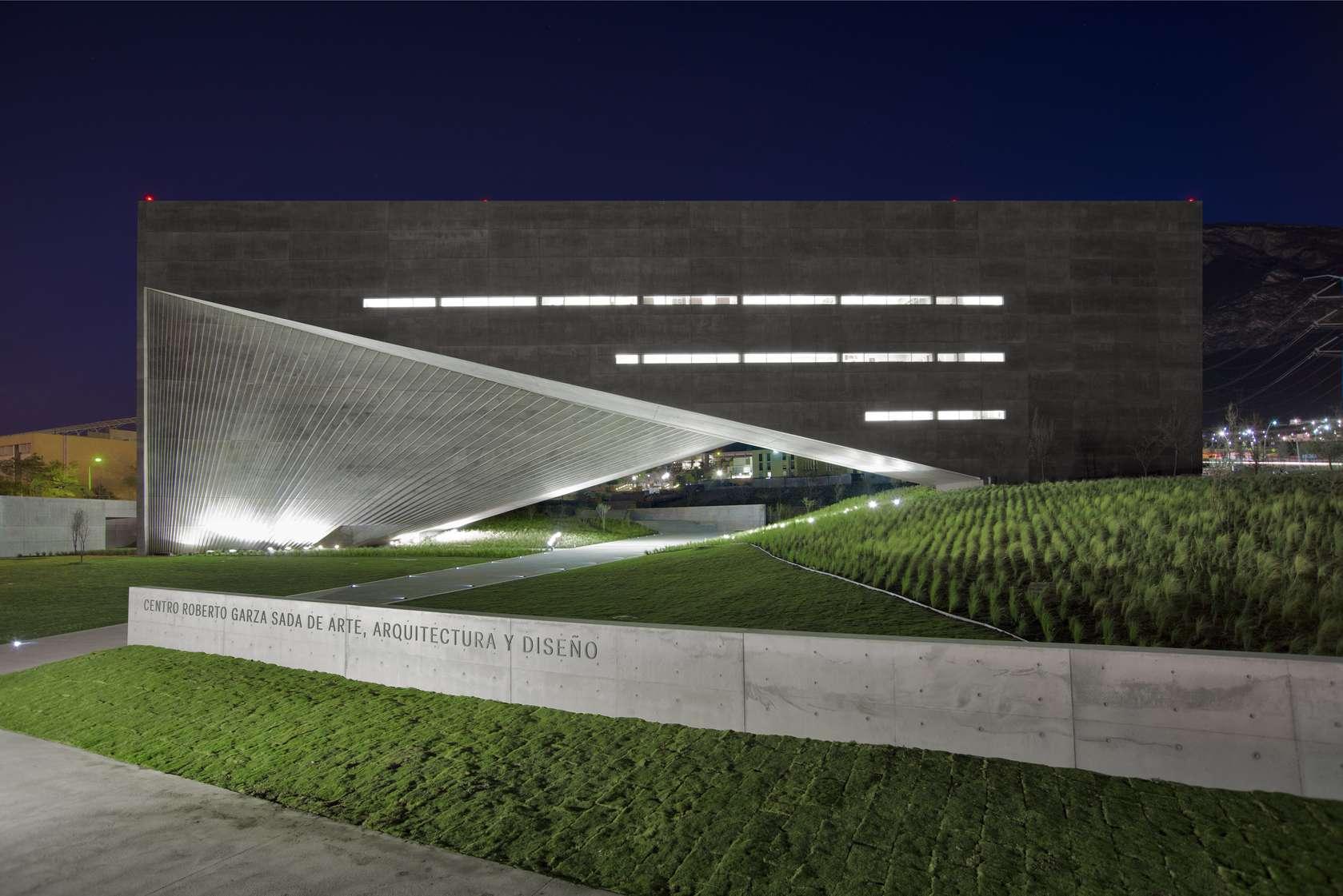 Centro roberto garza sada de arte arquitectura y dise o architizer - Arquitectura y diseno ...