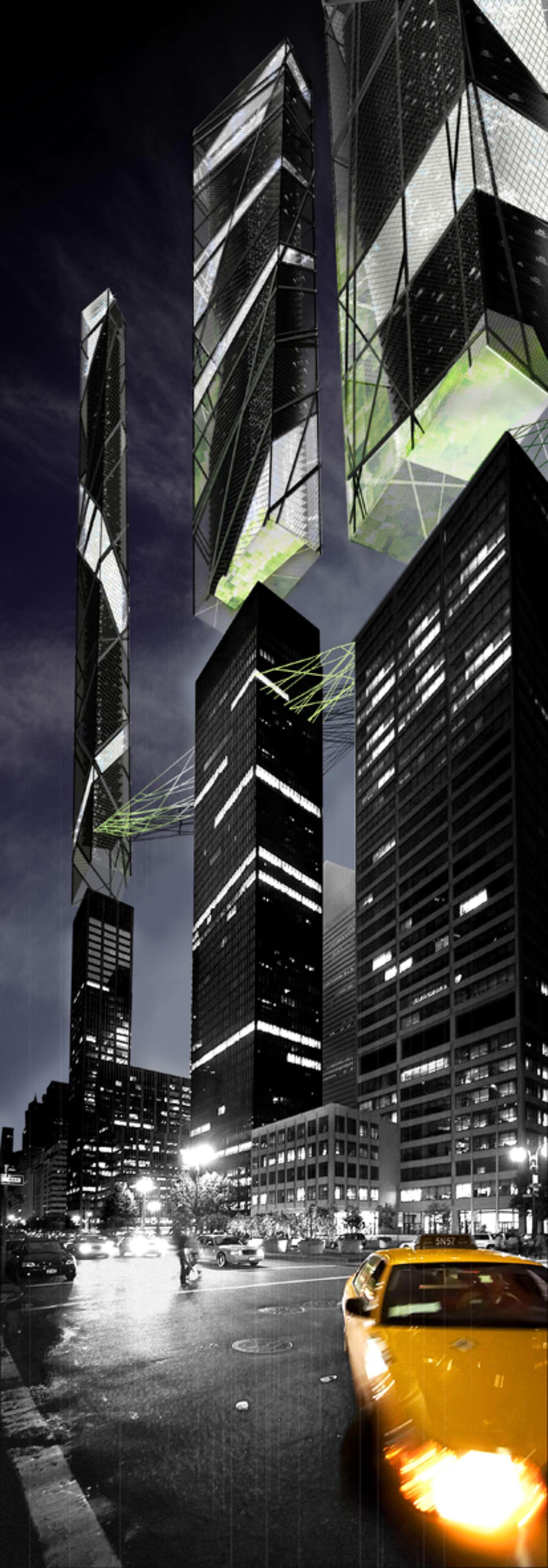Metamorphose architizer for Architecture ephemere definition