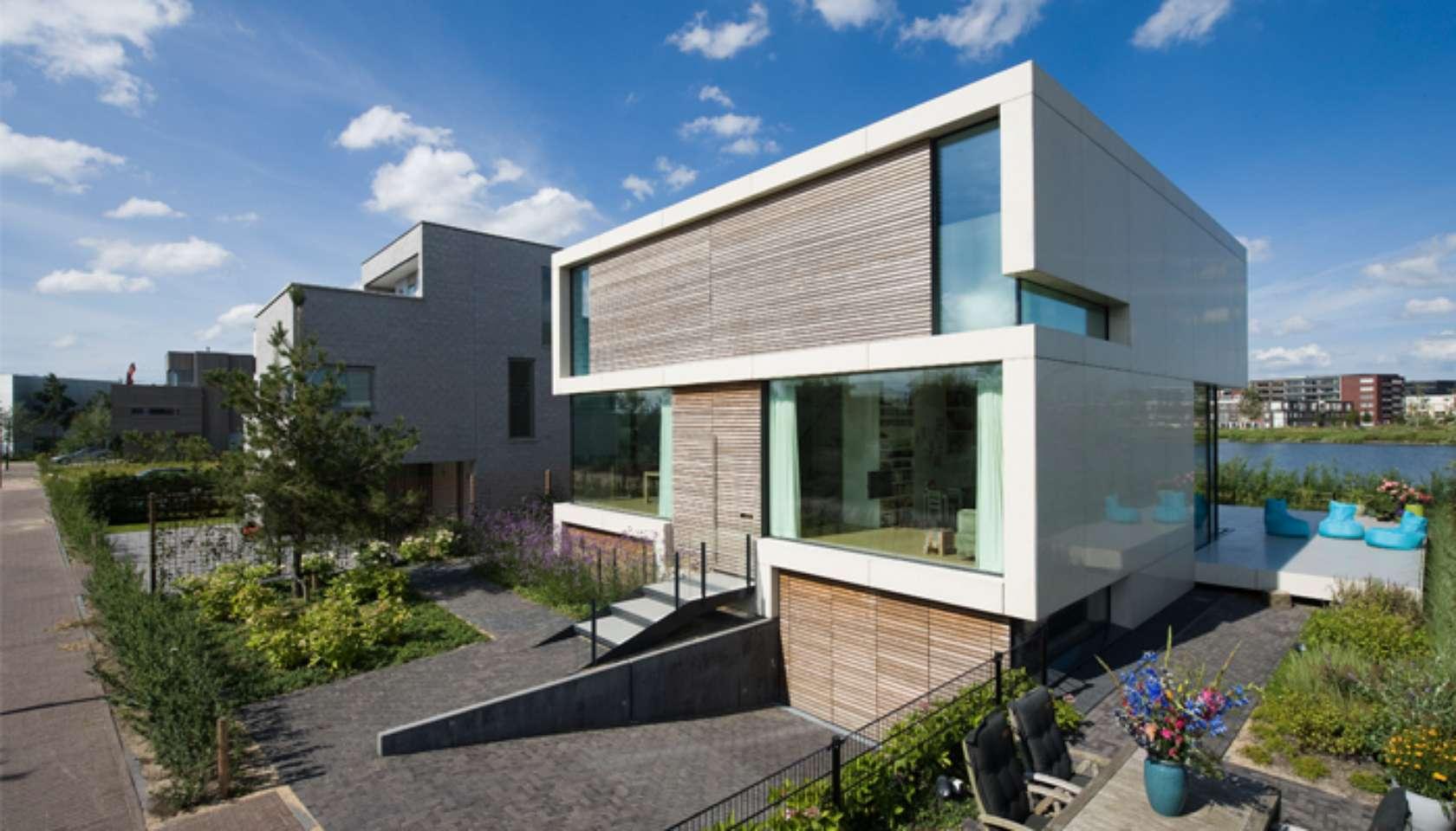 Villa s2 ijburg in amsterdam architizer - Apartamentos en amsterdam ...