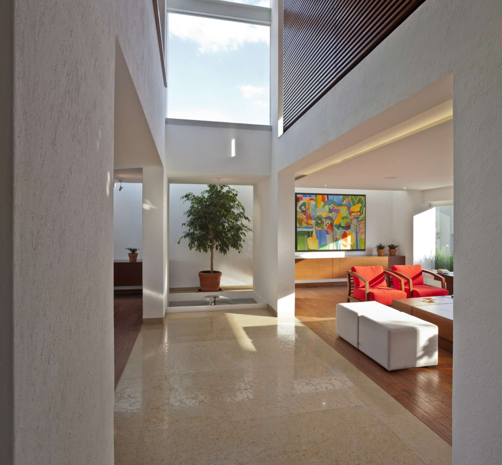 Casa Encinos II - Architizer