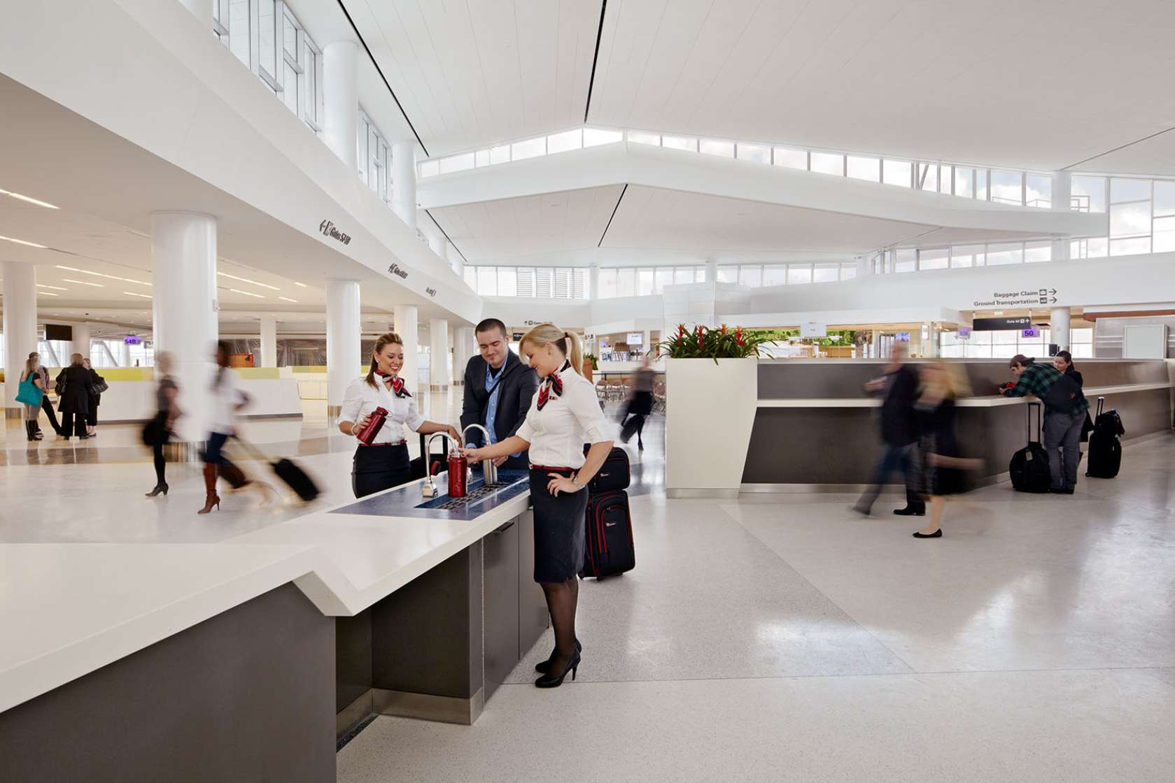 Terminal 1 Redevelopment