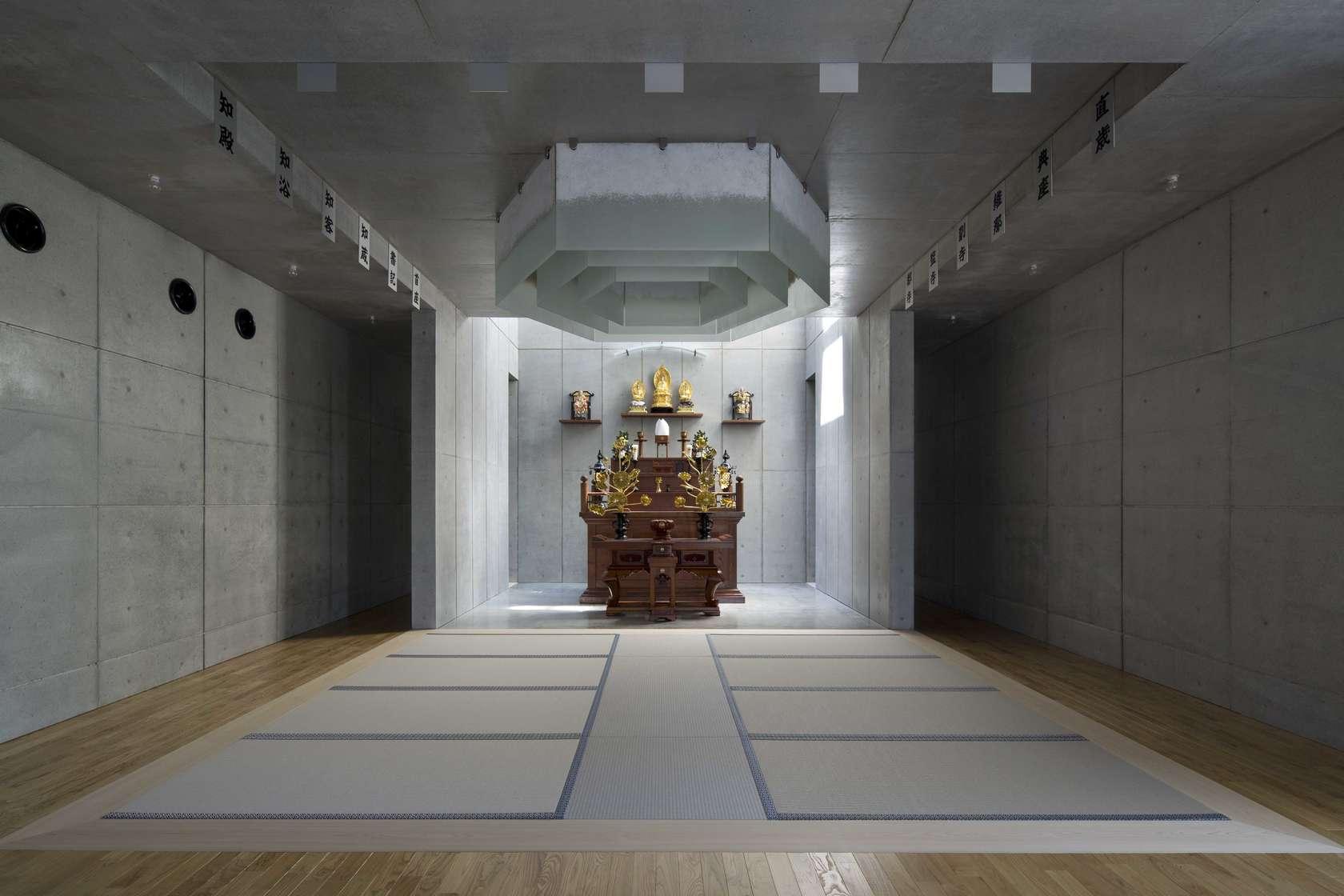 urban sanctuaries 7 modern temples across japan architizer