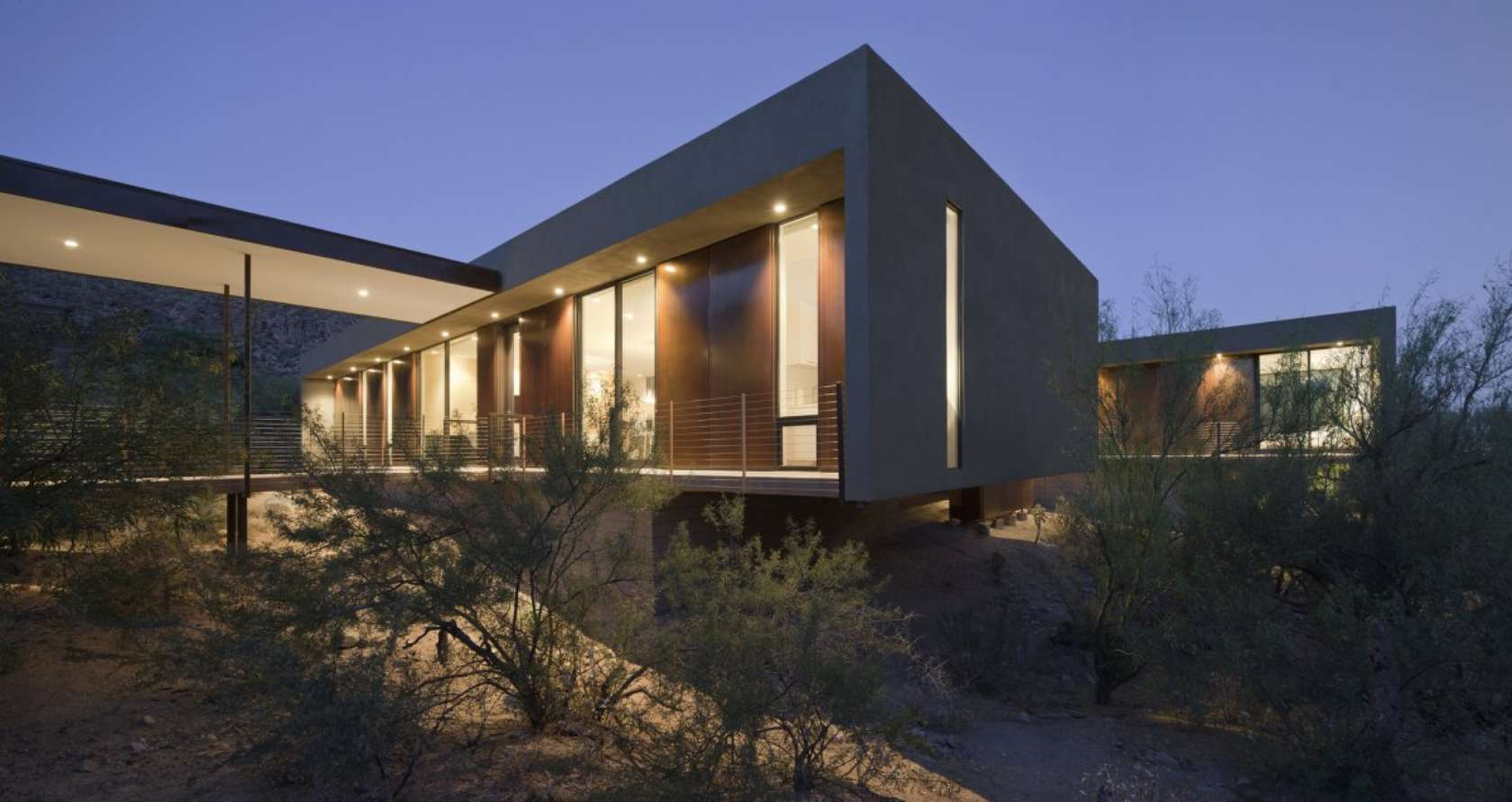 Architizer architects buildings and building products - 12 Desert Buildings Raising Arizona S Architectural