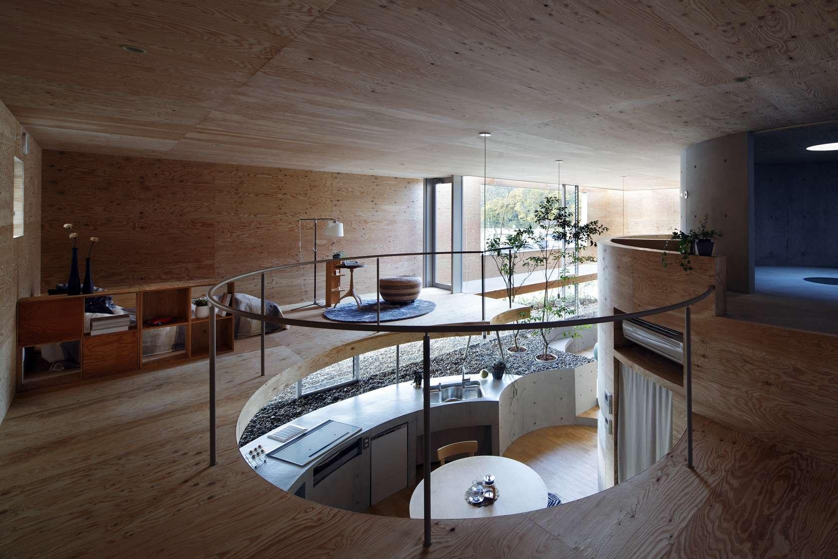 Pit House Architizer
