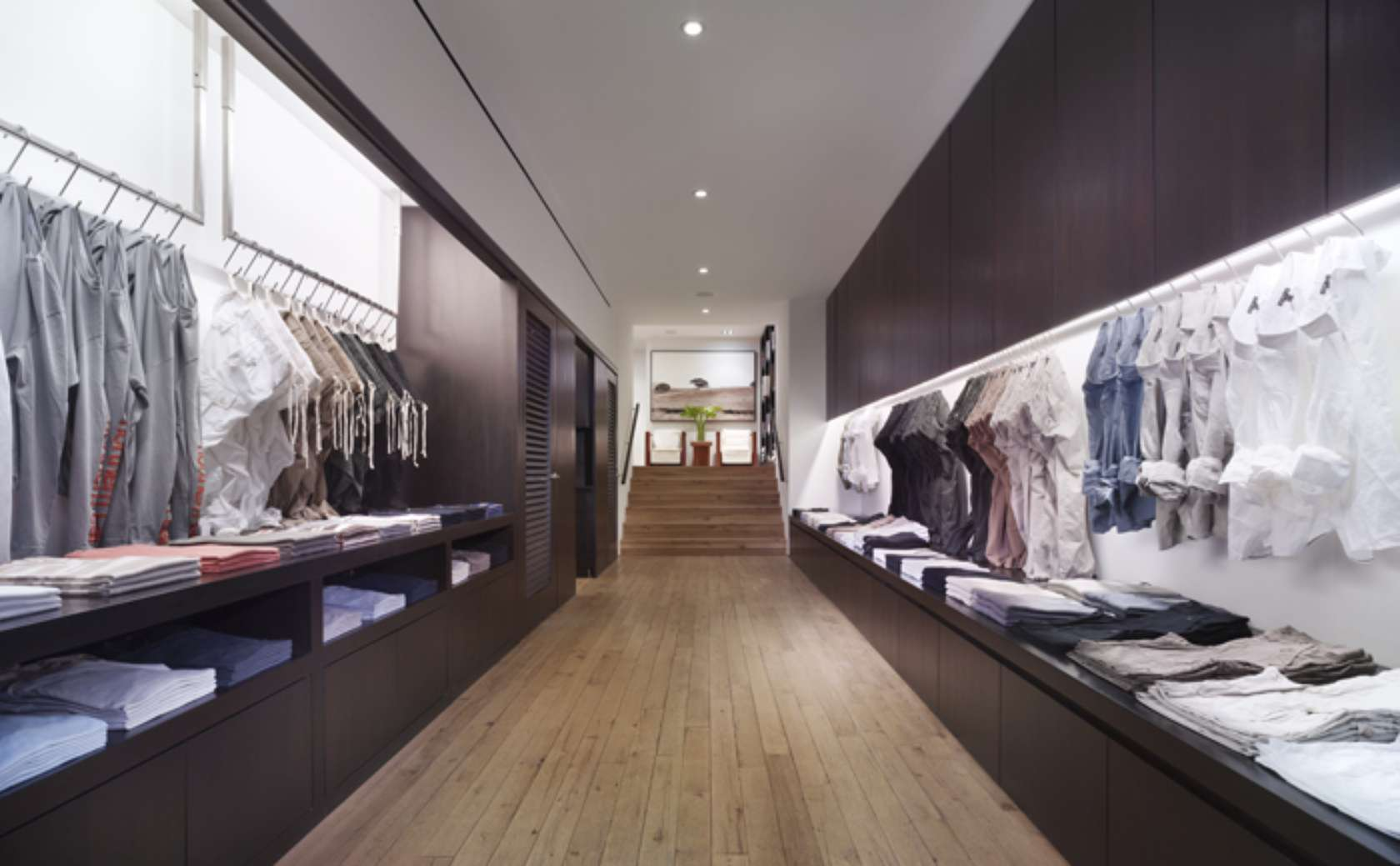 James perse store new york architizer Architecture perse