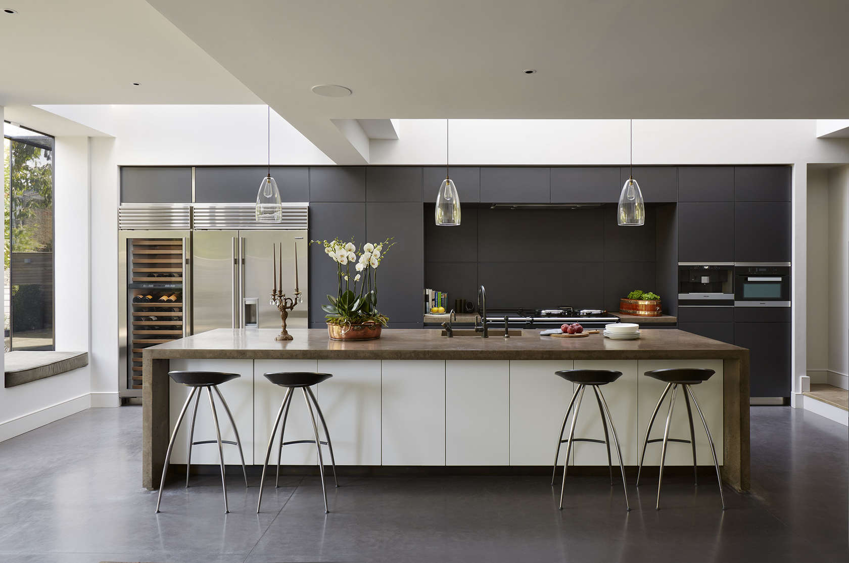 bulthaup by kitchen architecture architizer. Black Bedroom Furniture Sets. Home Design Ideas