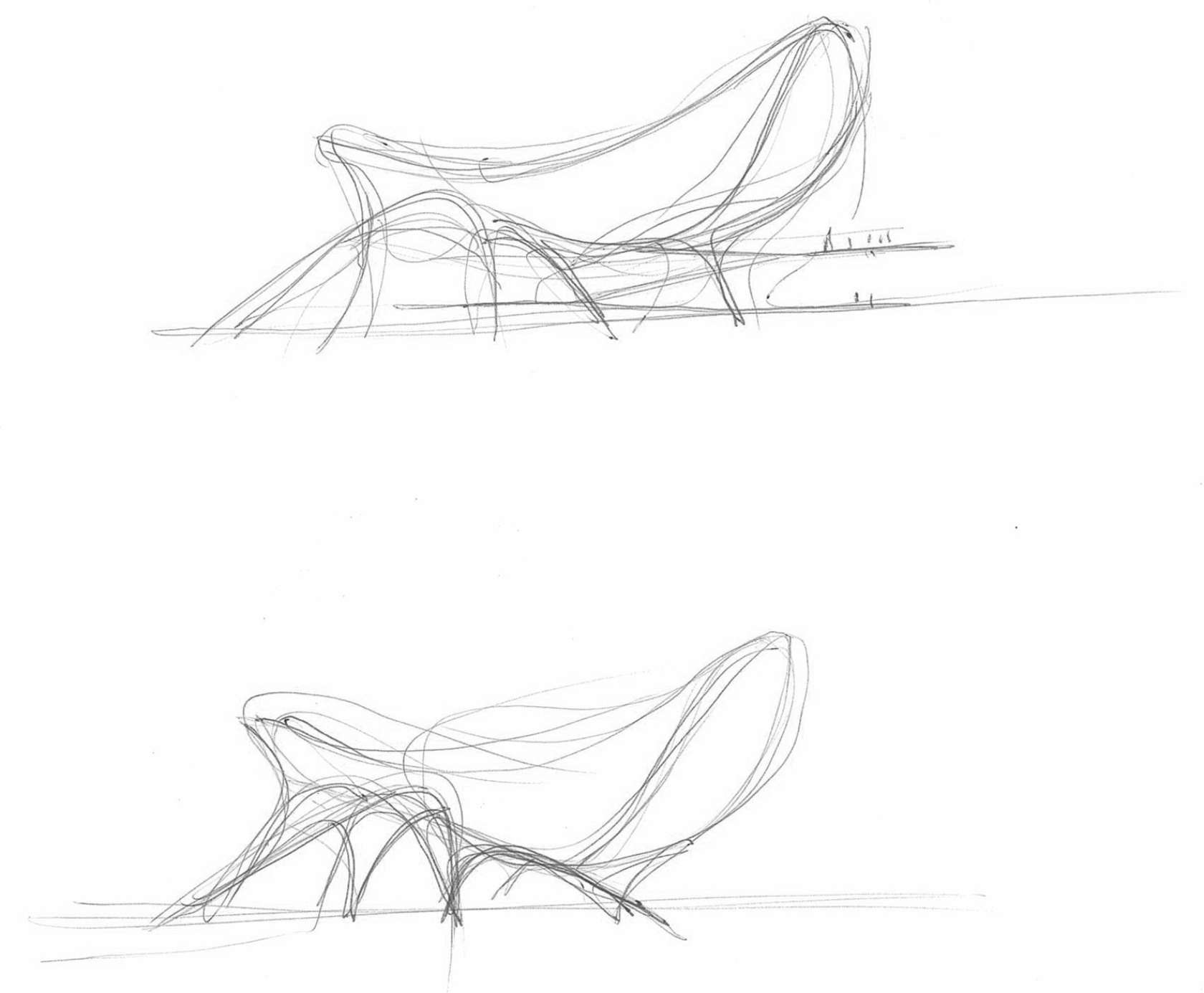 Zaha Hadid Drawing Techniques Drawing Isn t Dead -