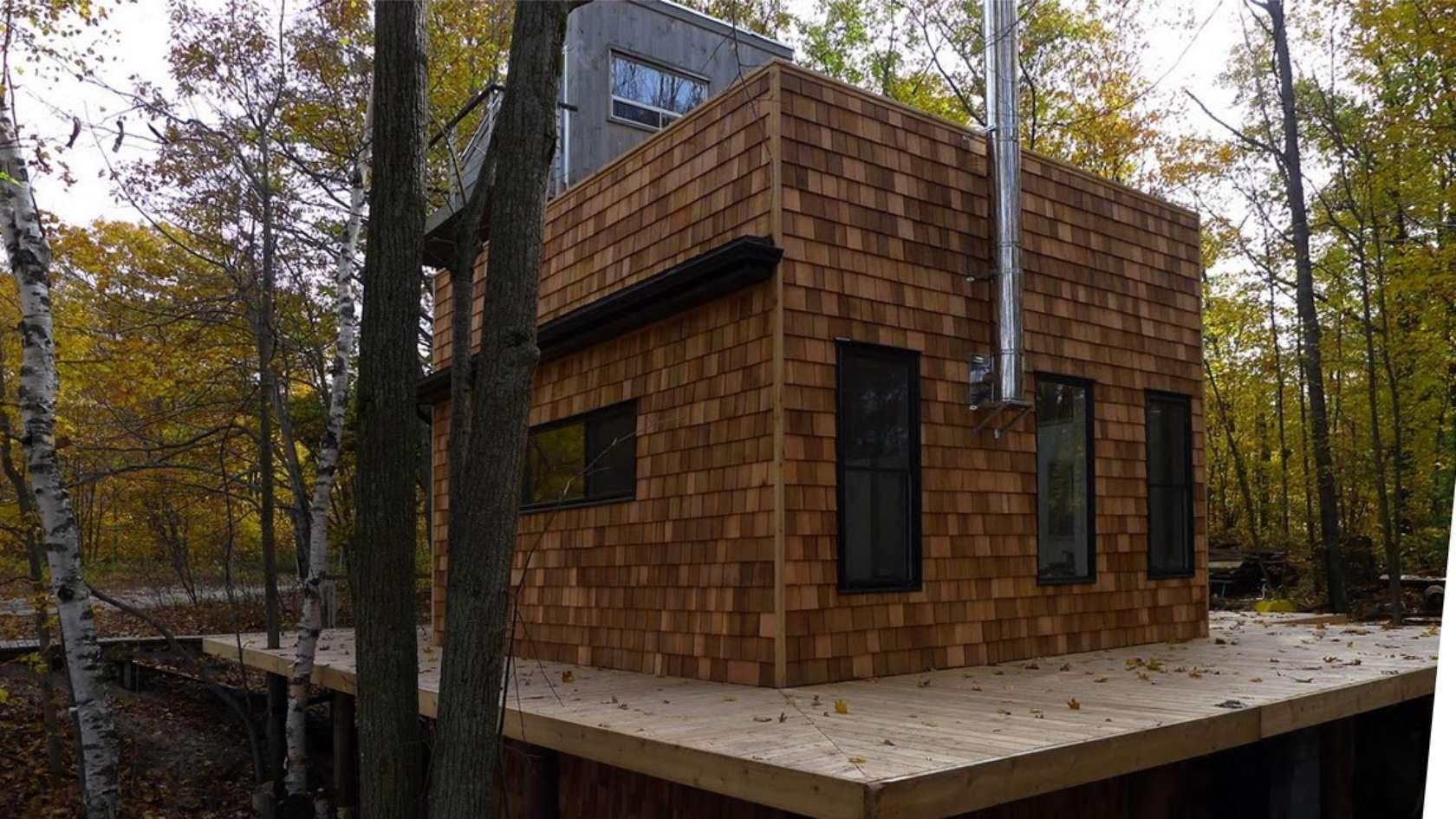 Herringbone Cottage Addition Architizer