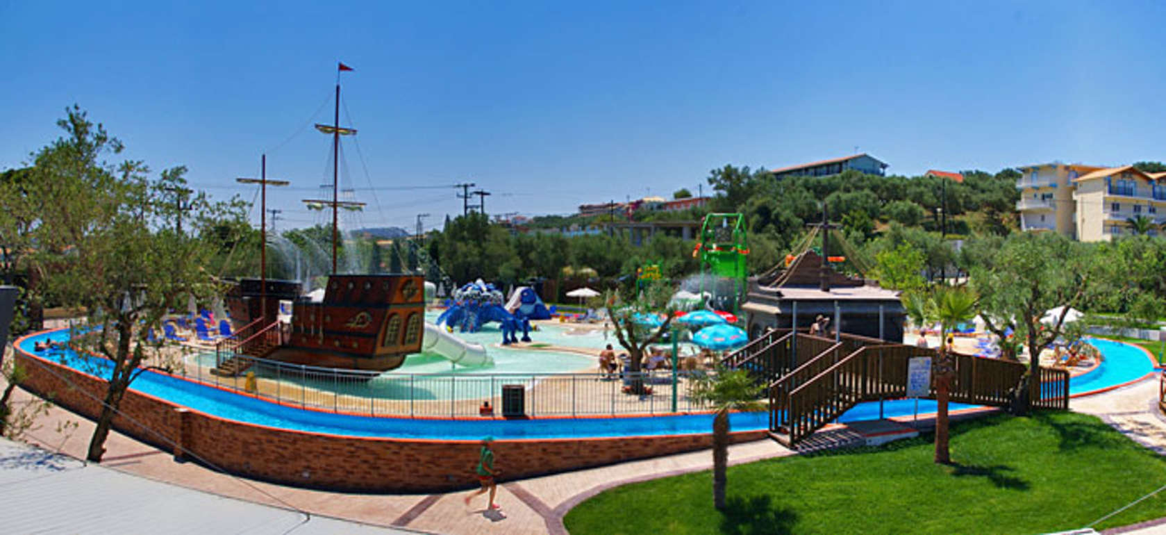 Tsilivi Water Park - Architizer