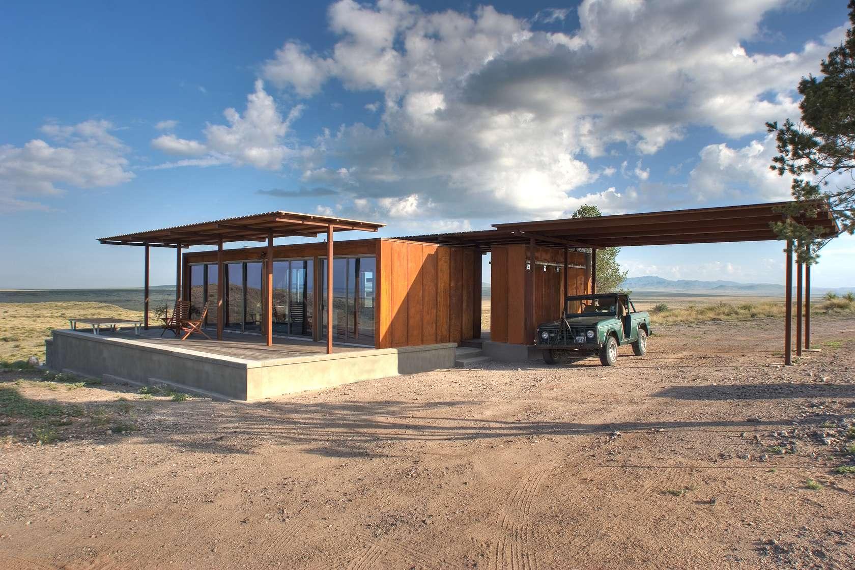 Desert Home Designs