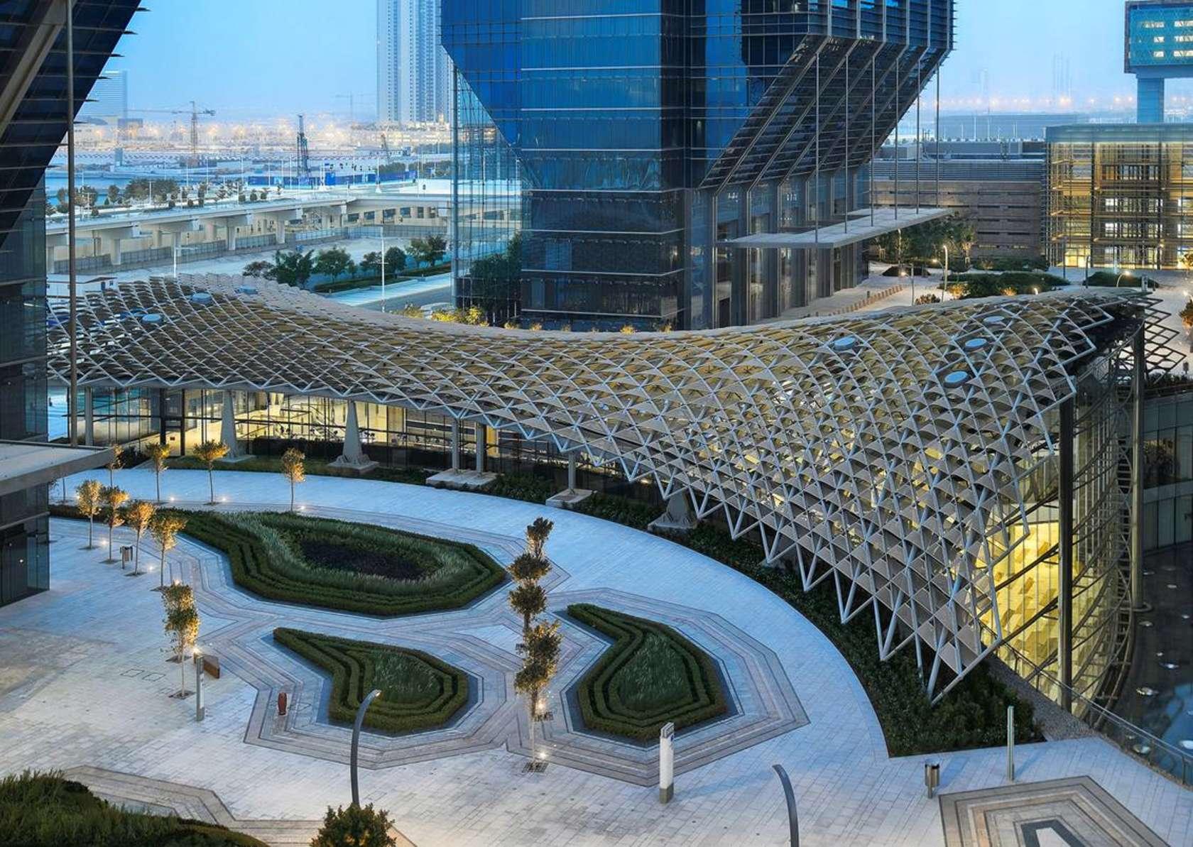 Four Seasons Abu Dhabi Sowwah Island Hotel