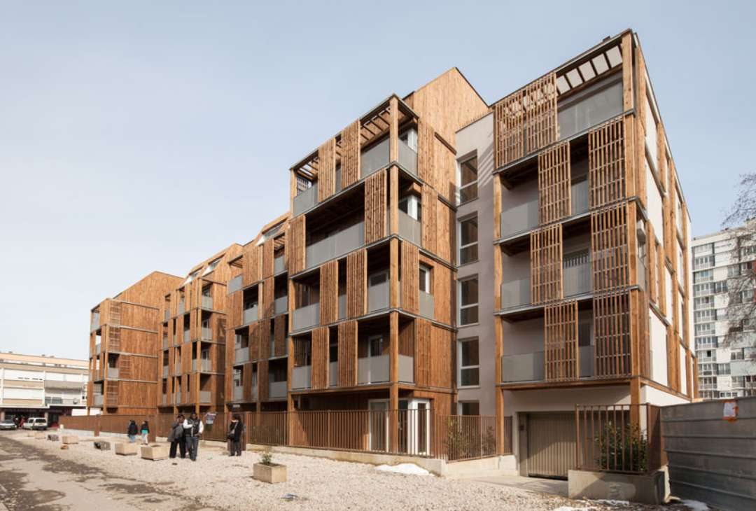 10 innovative affordable housing designs for sustainable living architizer - Affordable social housing ...