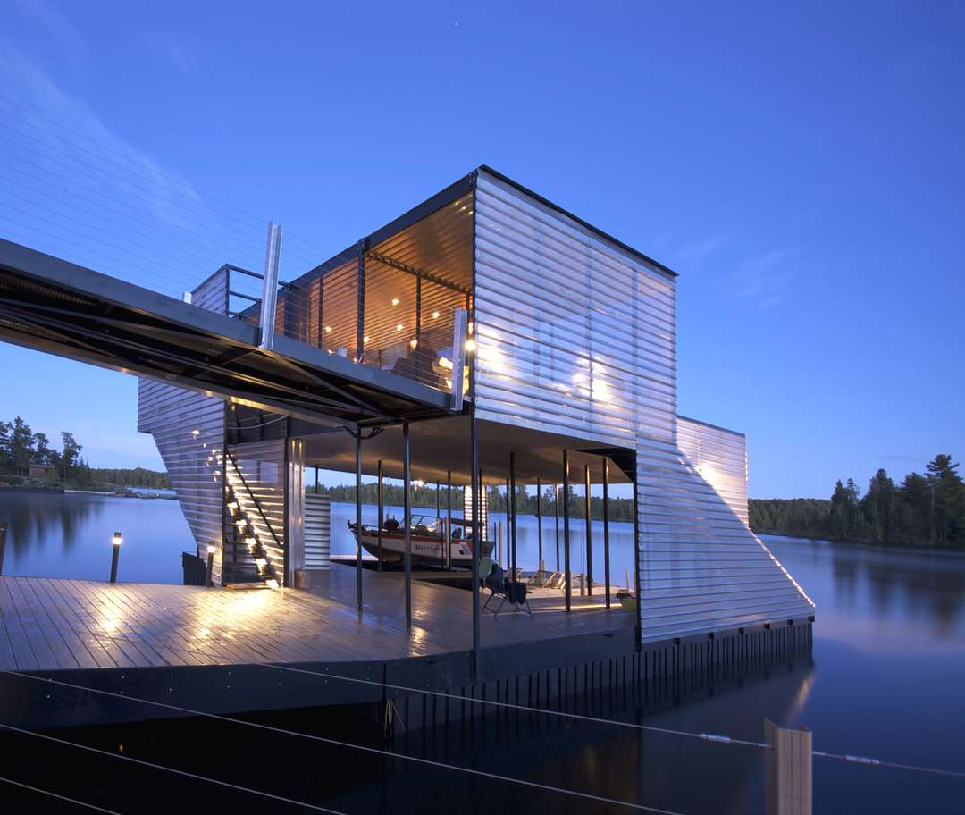 buoyant buildings floating architecture architizer