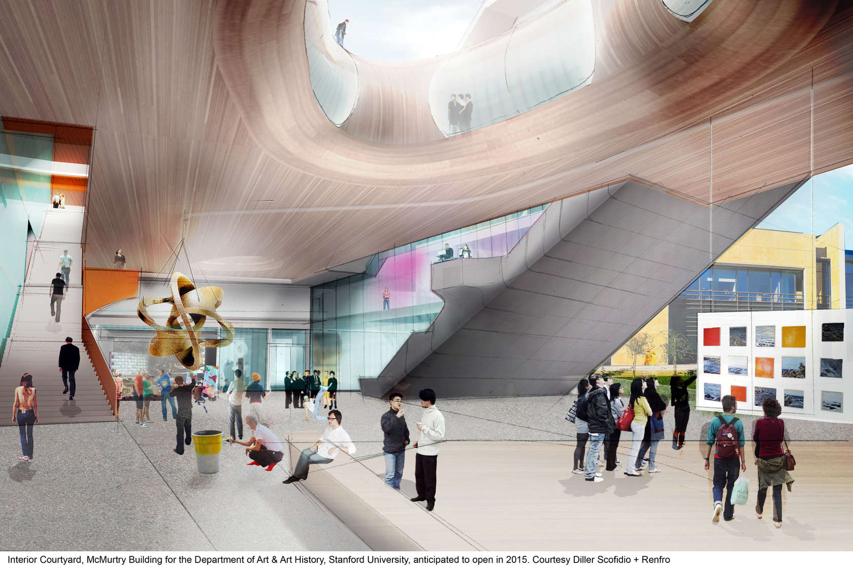 Stanford Gets a Diller Scofidio + Renfro Art Icon