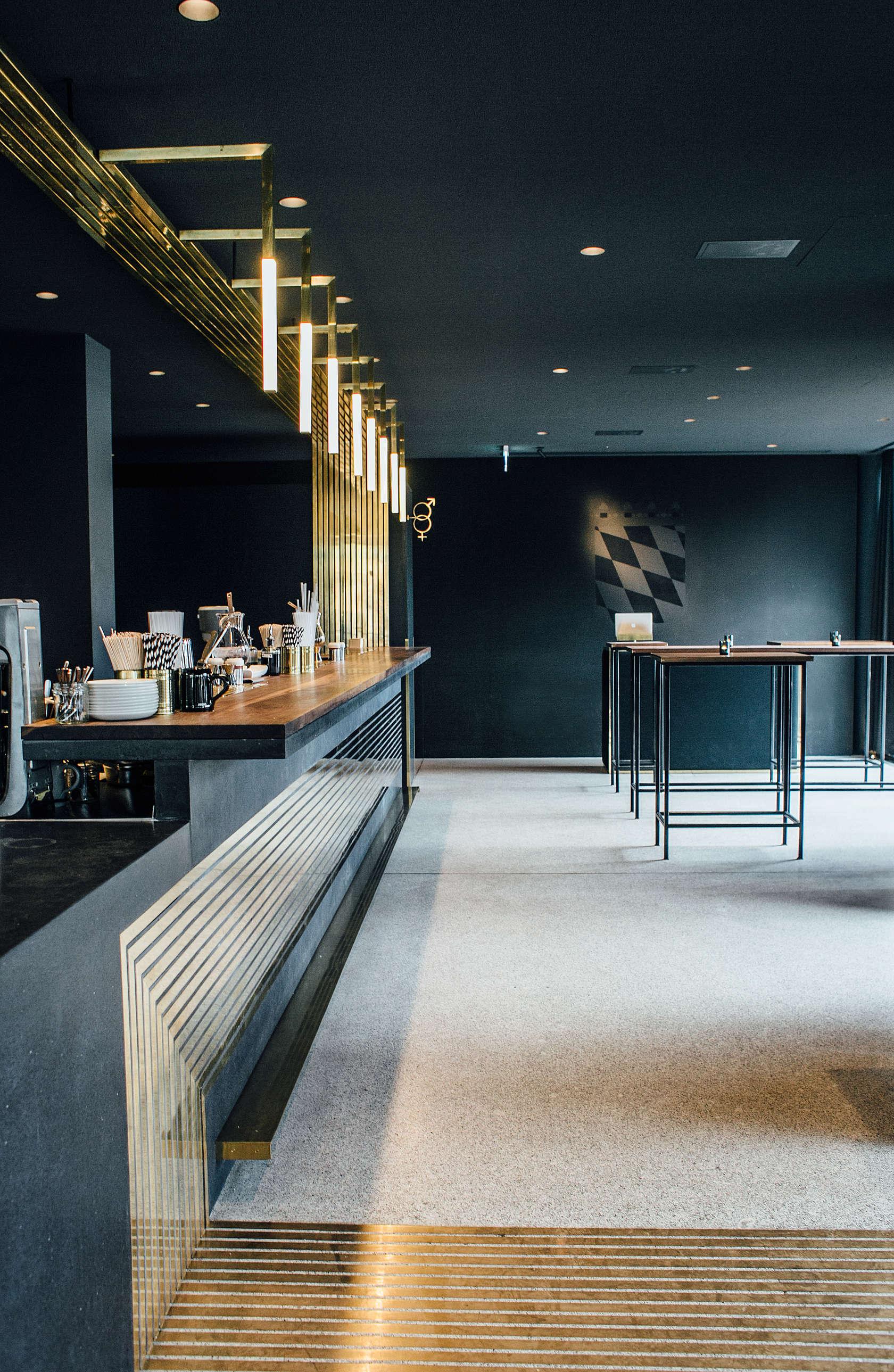 """The """"Modern"""" Bar"""