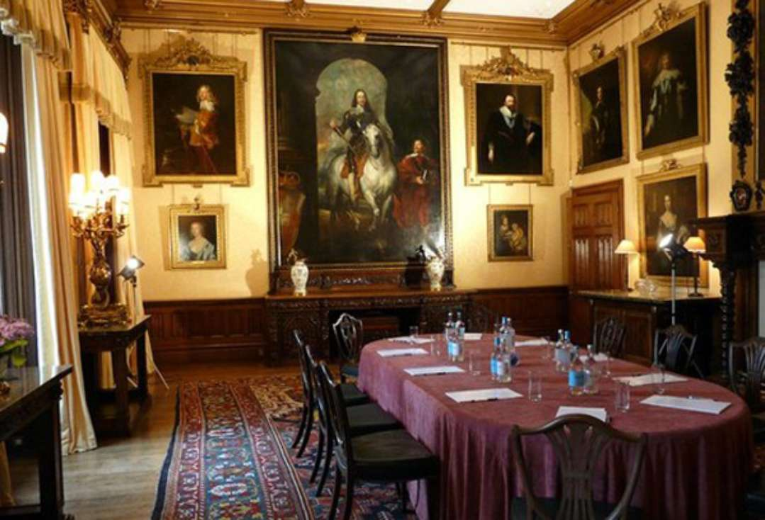 28+ [ downton abbey dining room ] | highclere castle the real