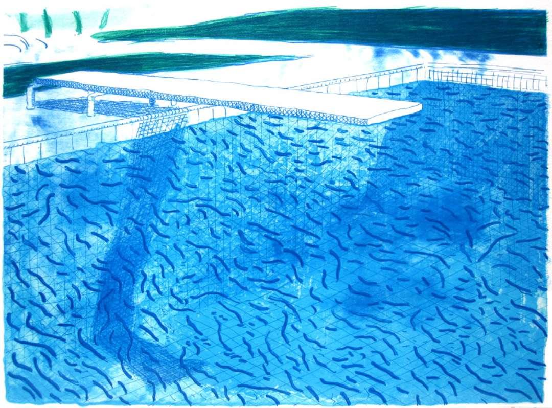 David Hockney Painting Tumblr