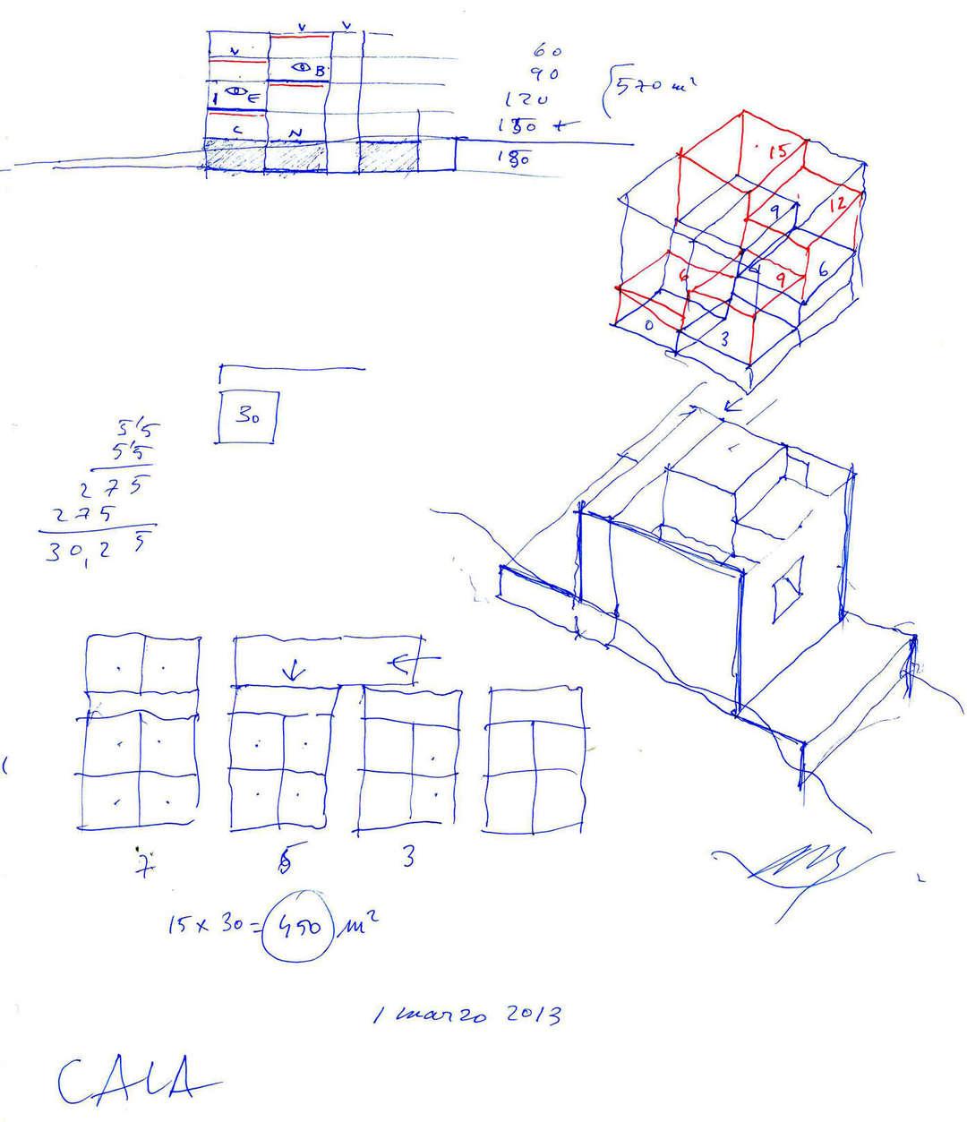 Arquitectura Paso a Paso: Casa Raumplan de Alberto Campo Baeza ...
