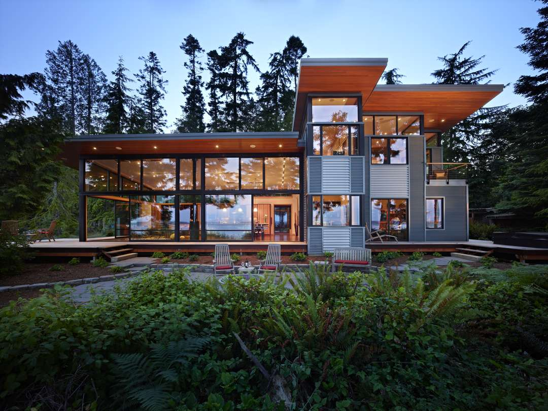 Best Of The Pacific Northwest  Residential Projects - Northwest home designs
