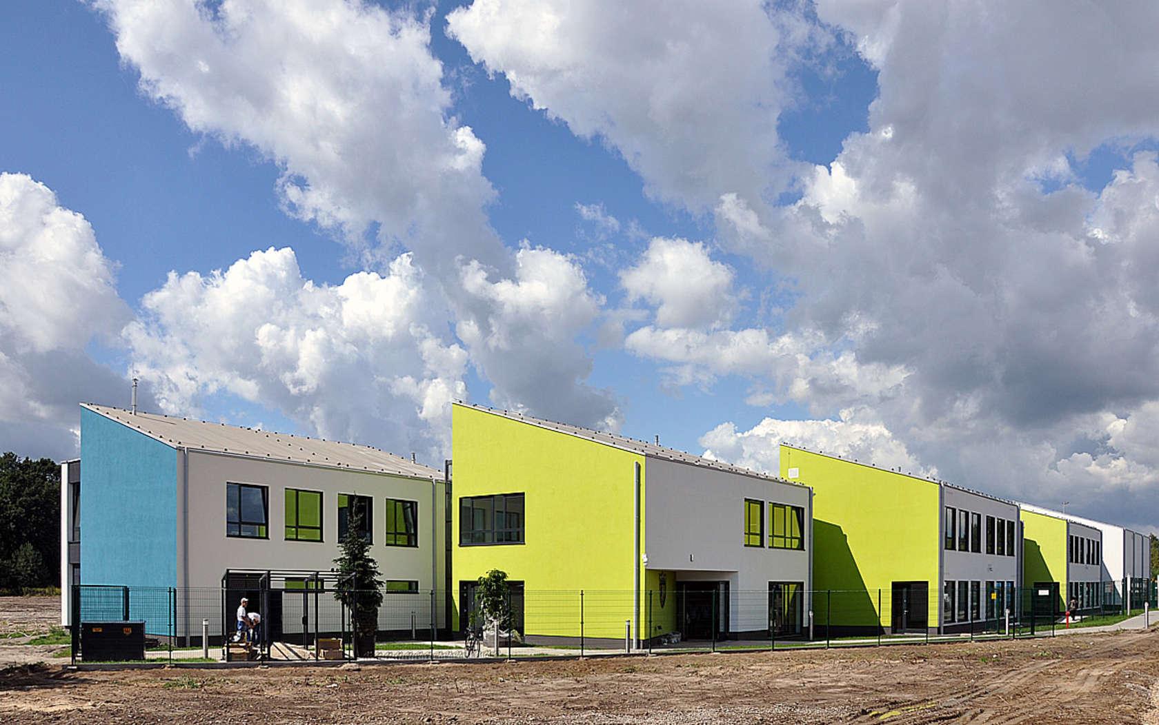 Passive School in Chotomów