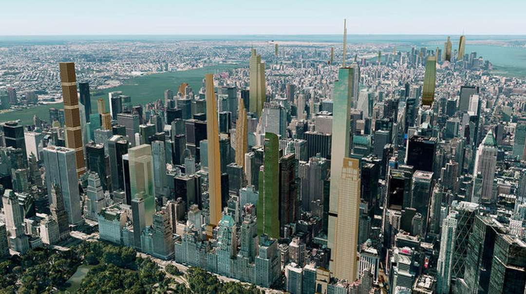the signature skyline exploring traditional new york architectural