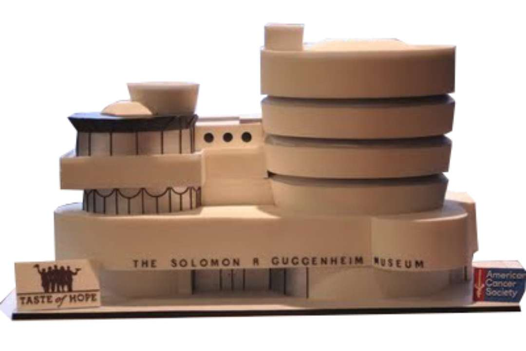 Edible architecture classic buildings in cake form architizer