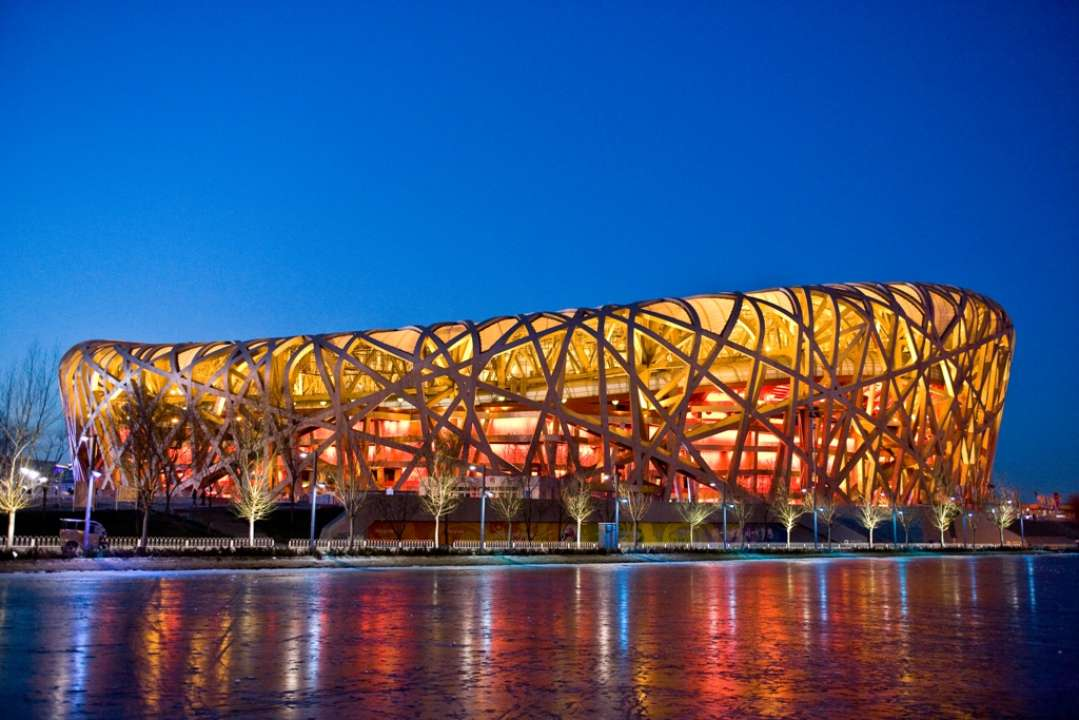 Making spectacular architecture a reality arup s rory for The nest beijing