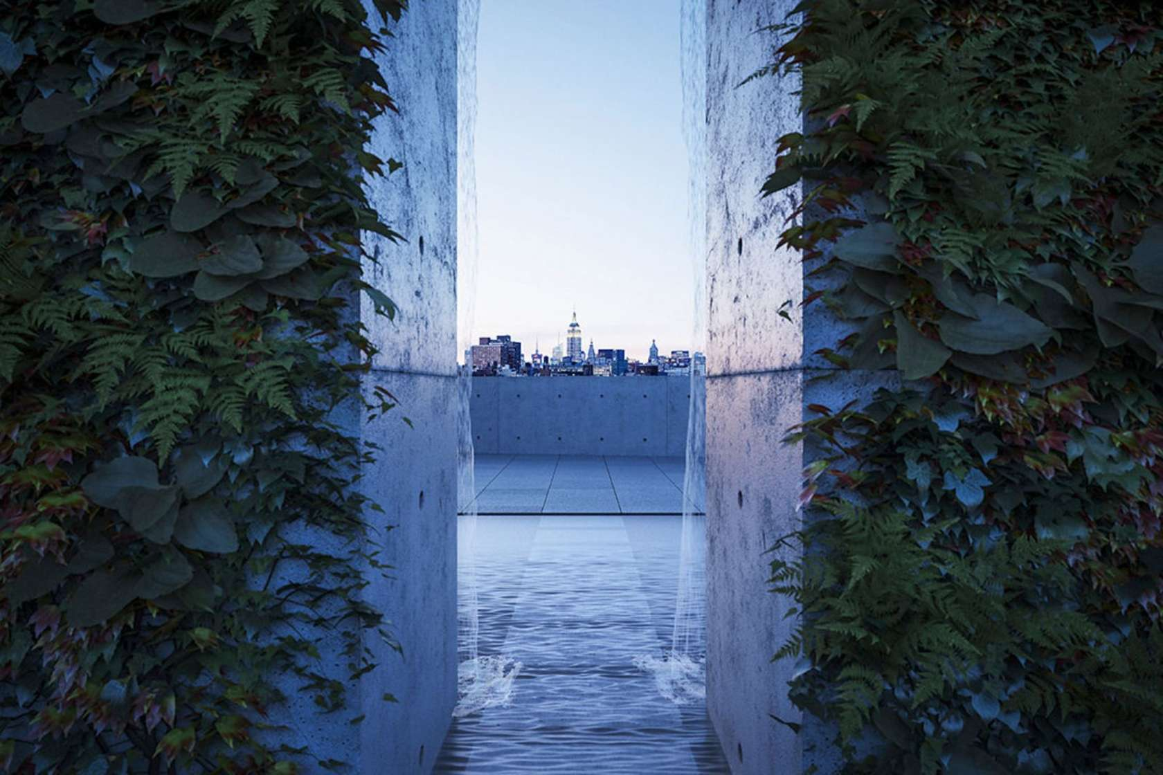 Quiet Architecture: Watch as Tadao Ando Sketches Out a Concrete Icon for New York City