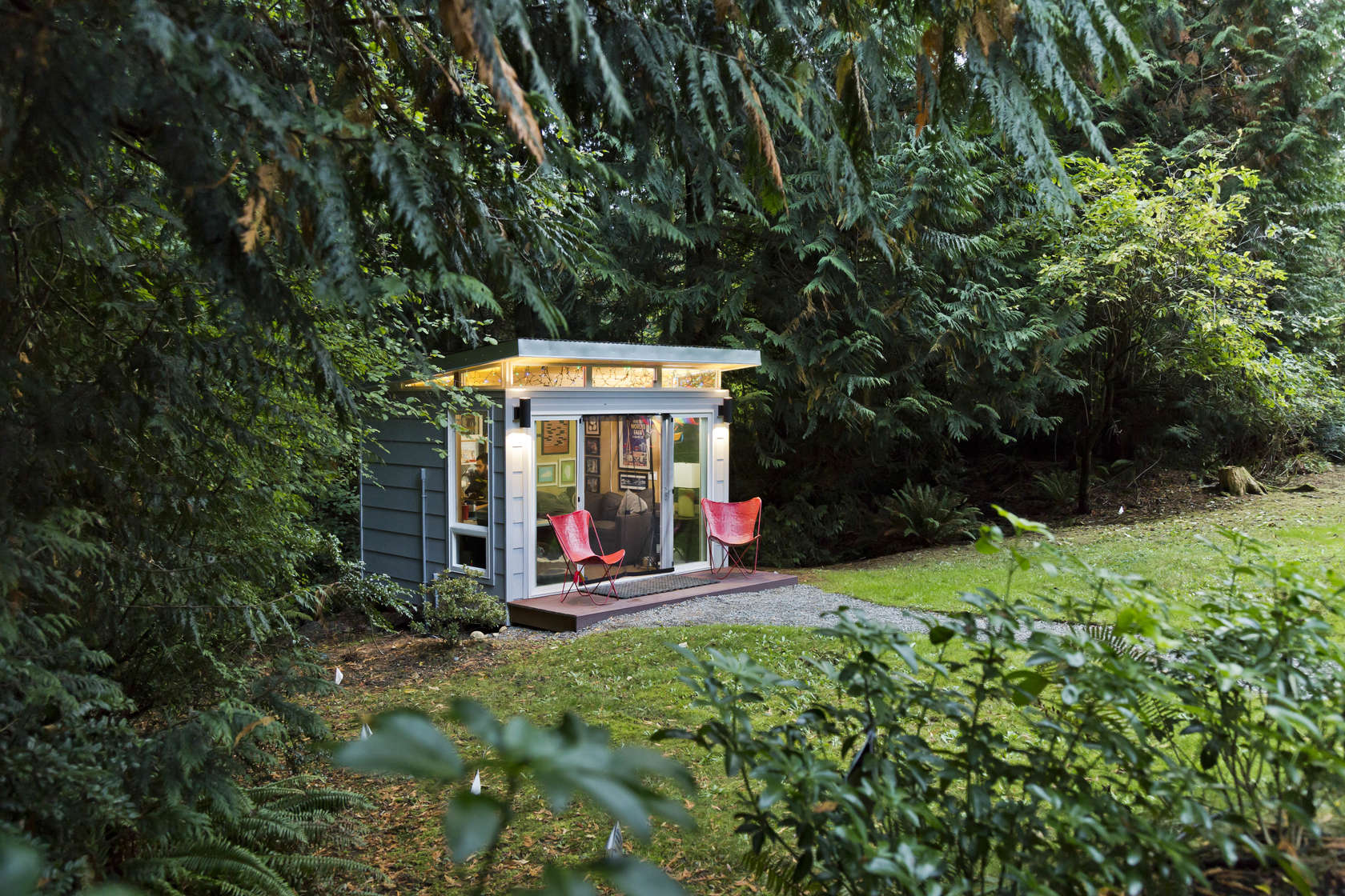 Build Your Perfect Prefab Studio, Guesthouse or Private Oasis