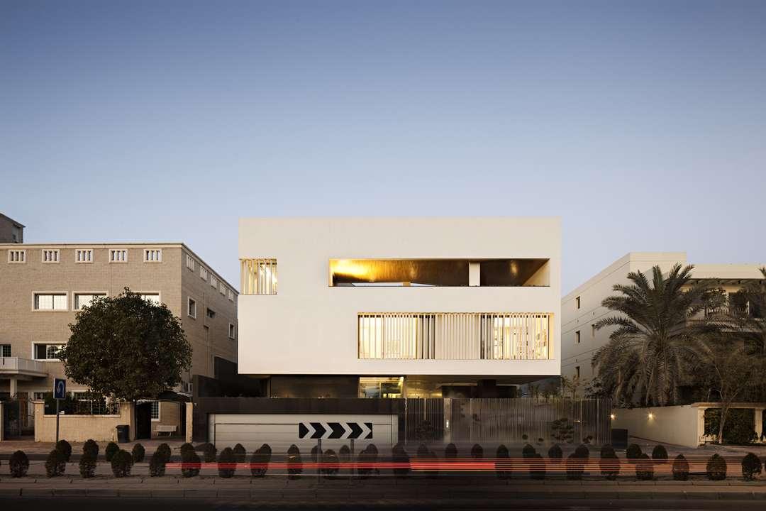 Contemporary Kuwait 8 Striking Modern Residences Architizer