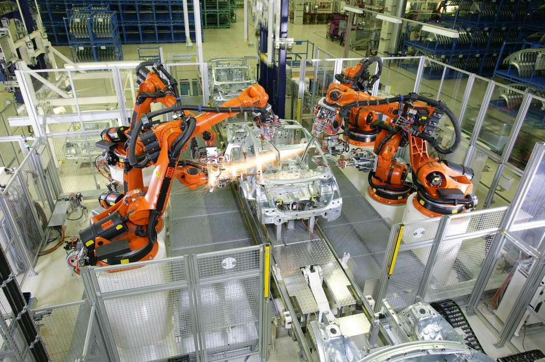 Slikovni rezultat za new industrial revolution